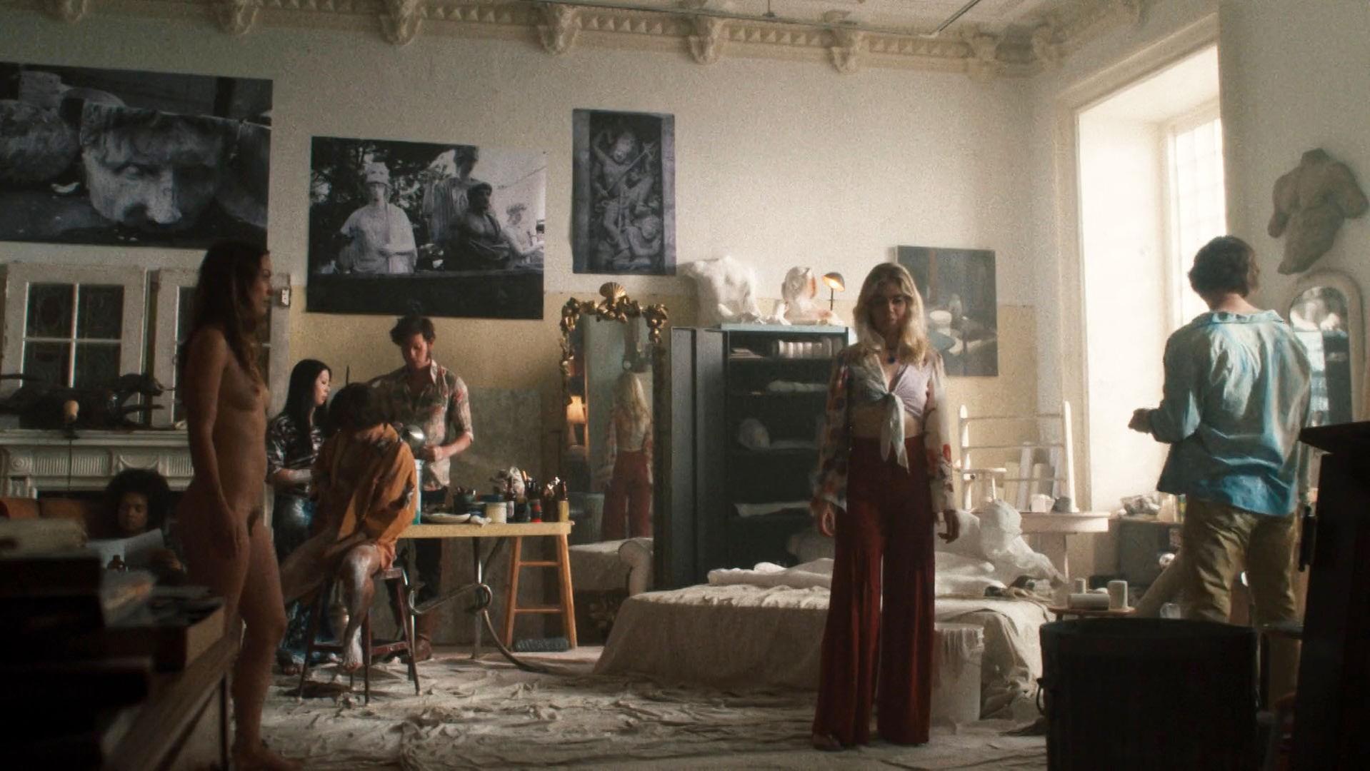 Olivia Wilde nude - Vinyl s01e06 (2016)
