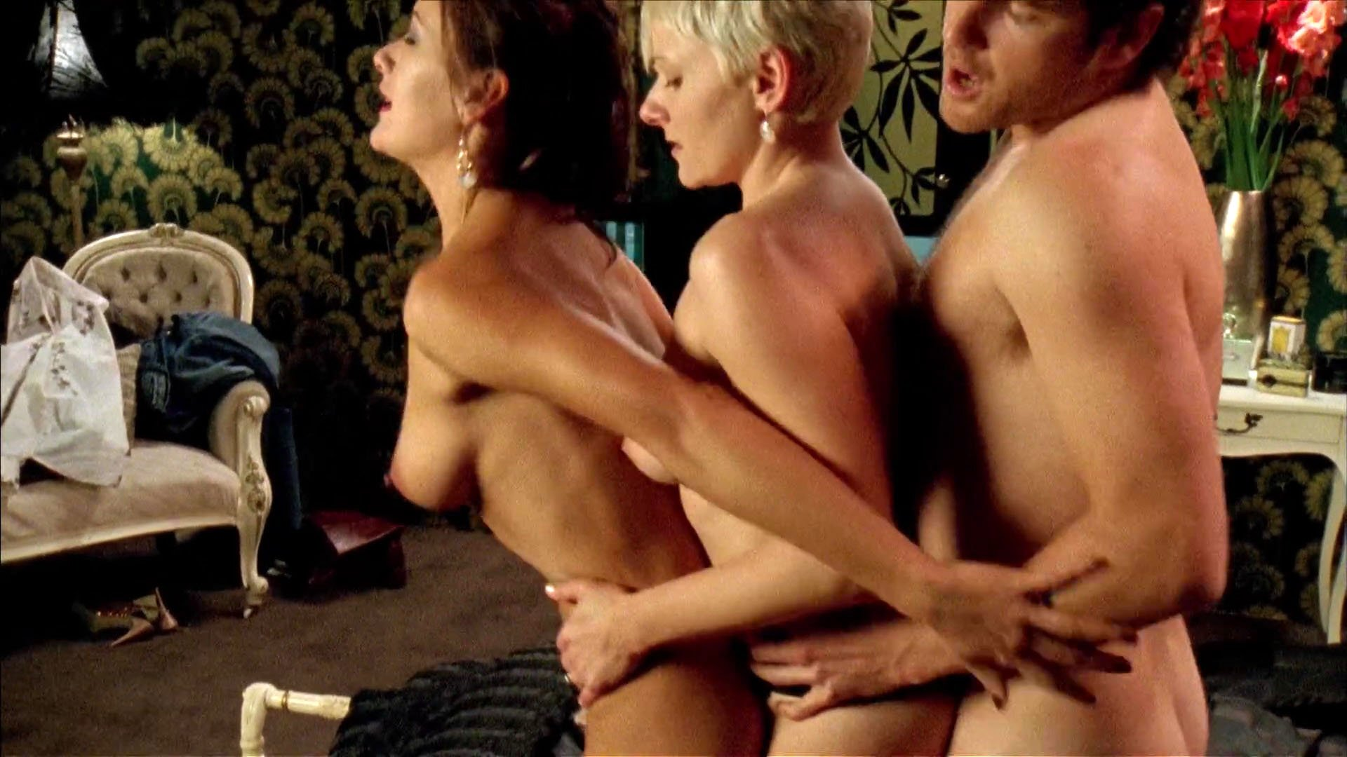 Peta Sergeant nude - Satisfaction s02e02-06 (2009)