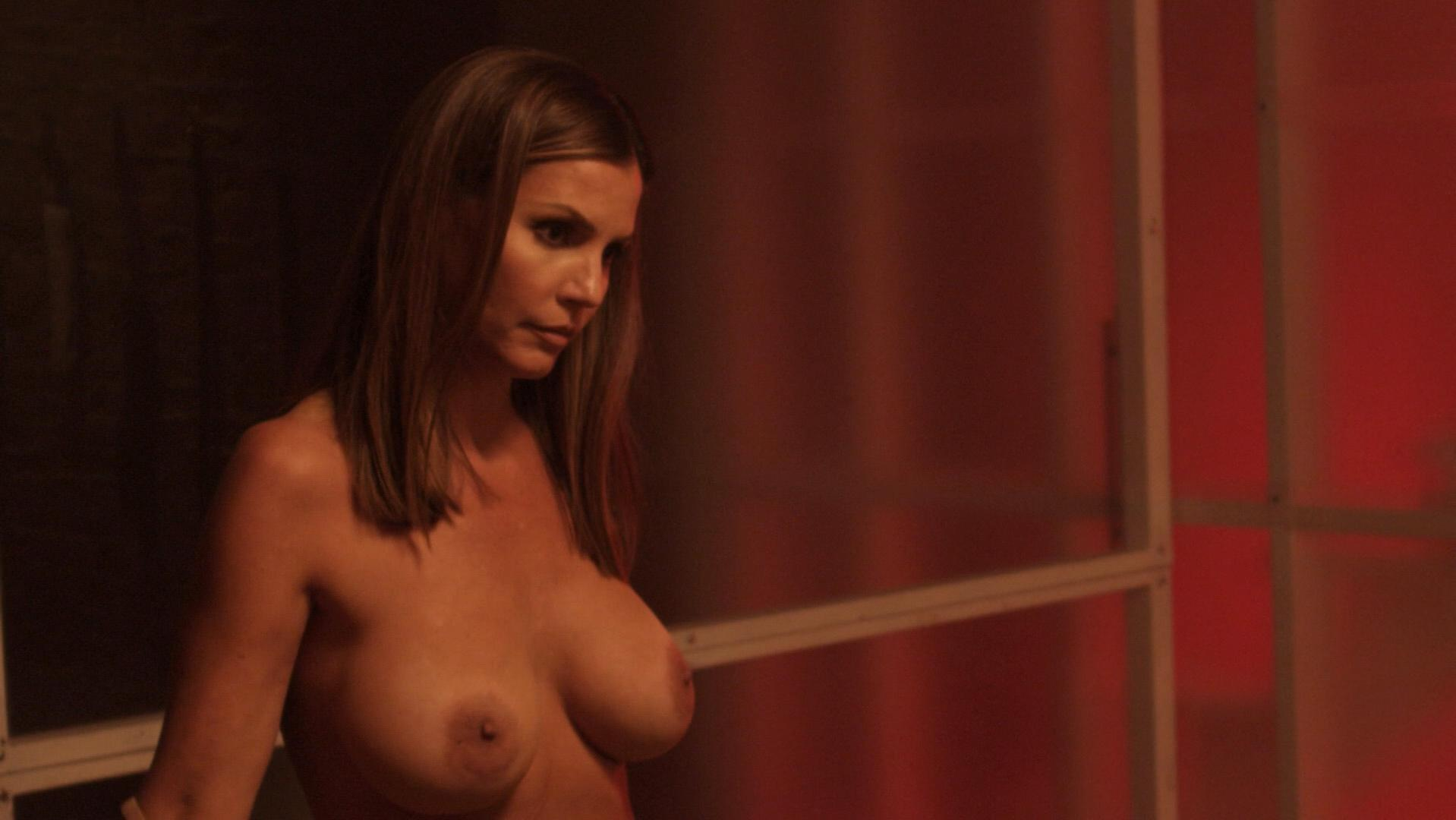 Charisma Carpenter nude - Bound (2015)