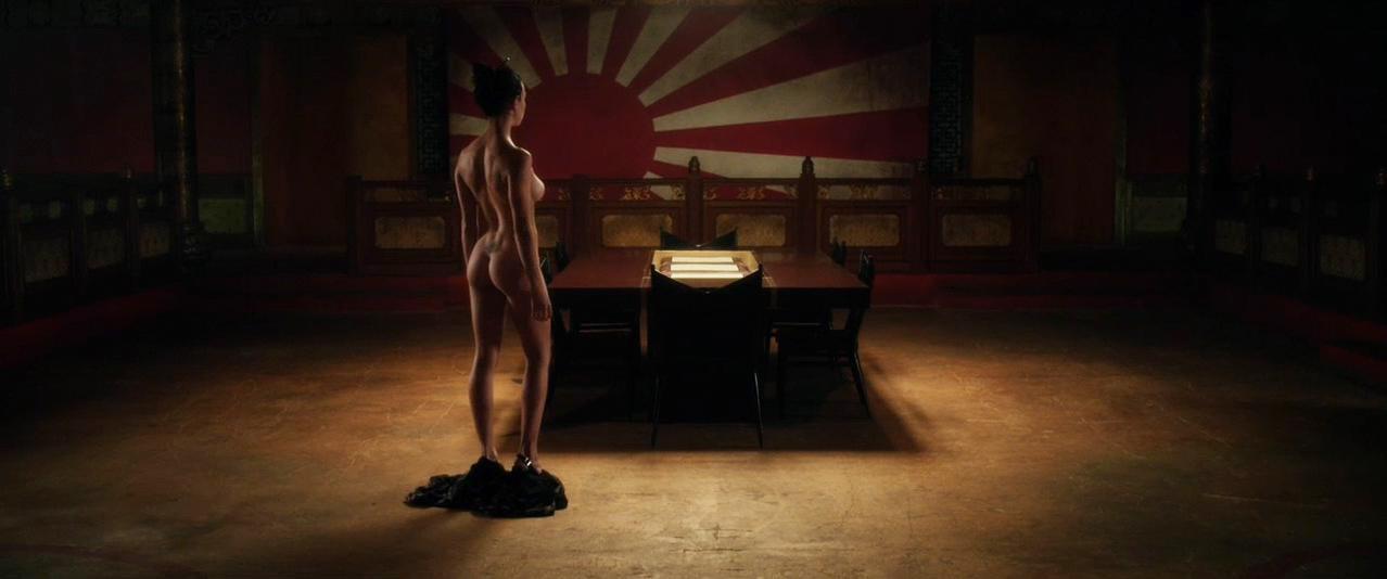 Cortney Palm nude - Sushi Girl (2012)