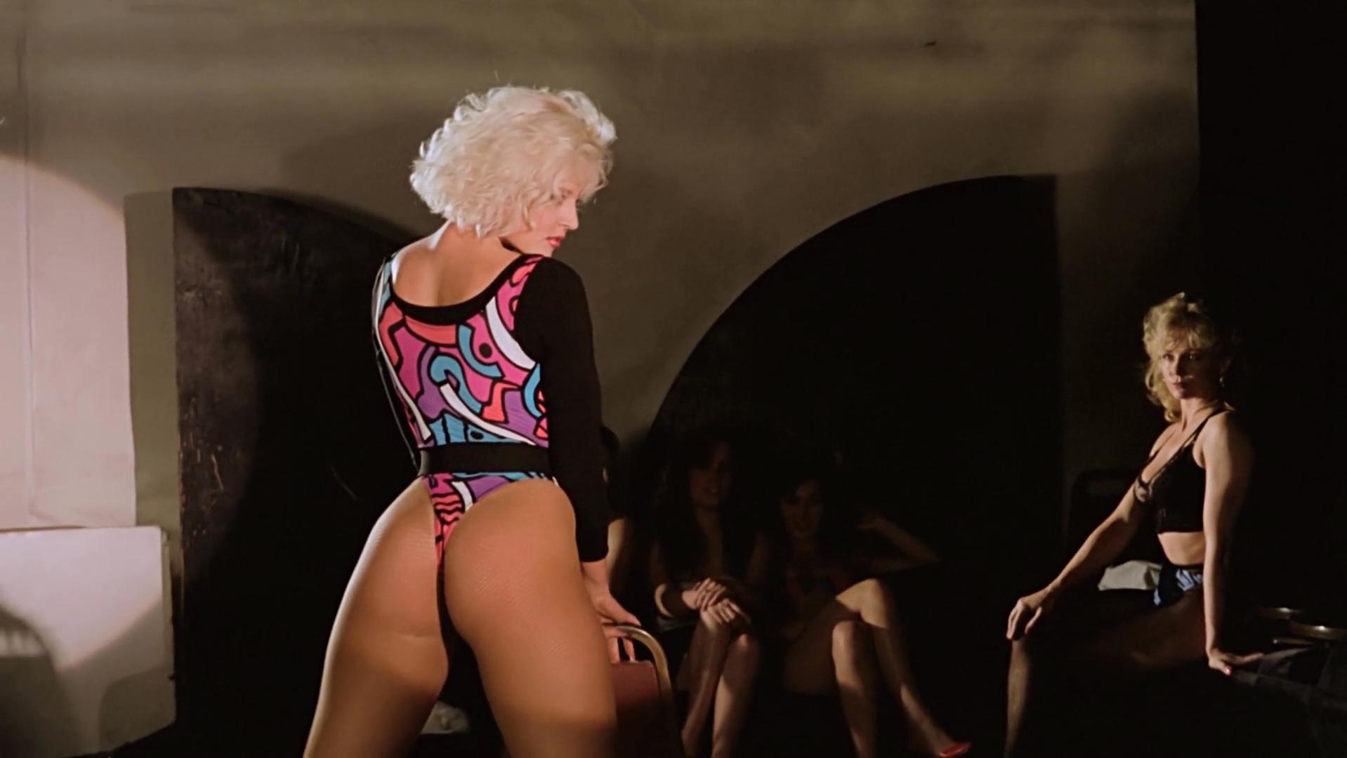 Delia Sheppard nude - Killing American Style (1990)