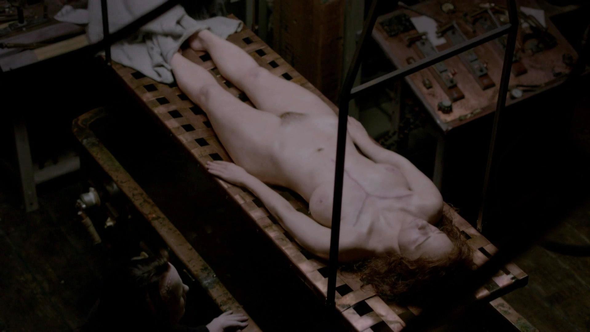 Billie Piper nude - Penny Dreadful s02e01 (2015)