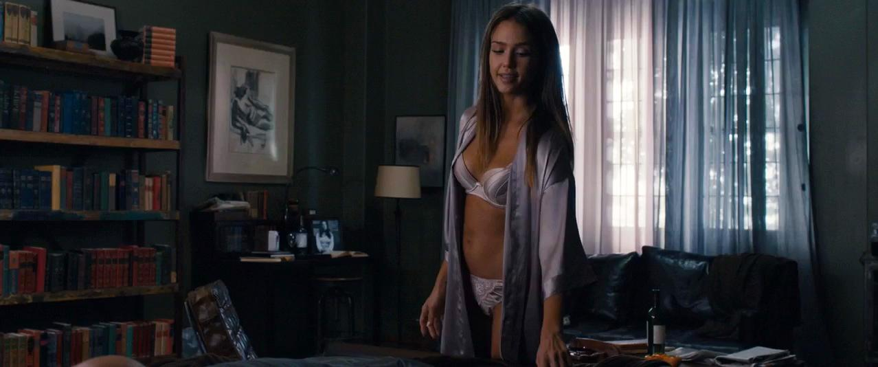 Jessica Alba sexy, Lindsey Sporrer nude - Some Kind Of Beautiful (2014)