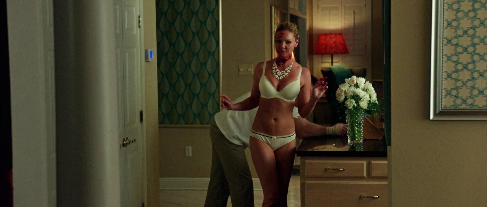Katherine Heigl sexy - Home Sweet Hell (2015)