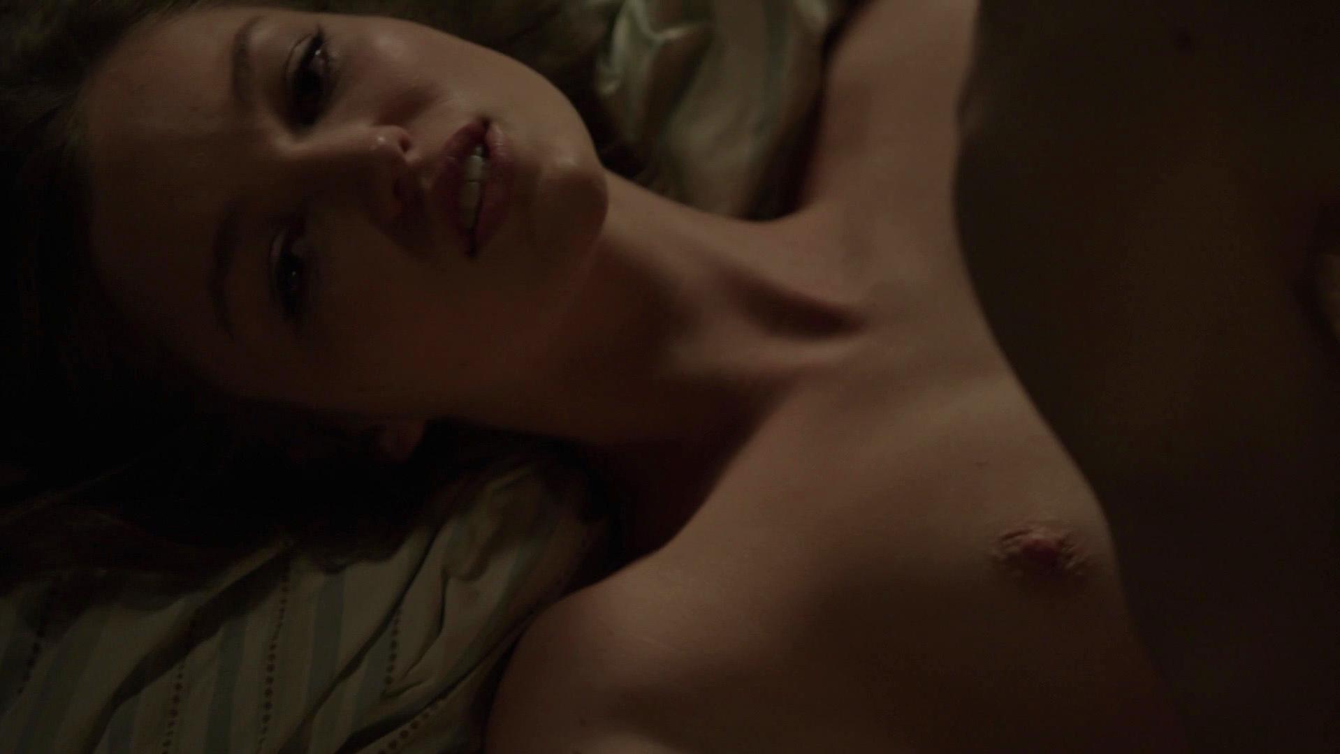Lili Simmons nude - Banshee s02e04 (2014)