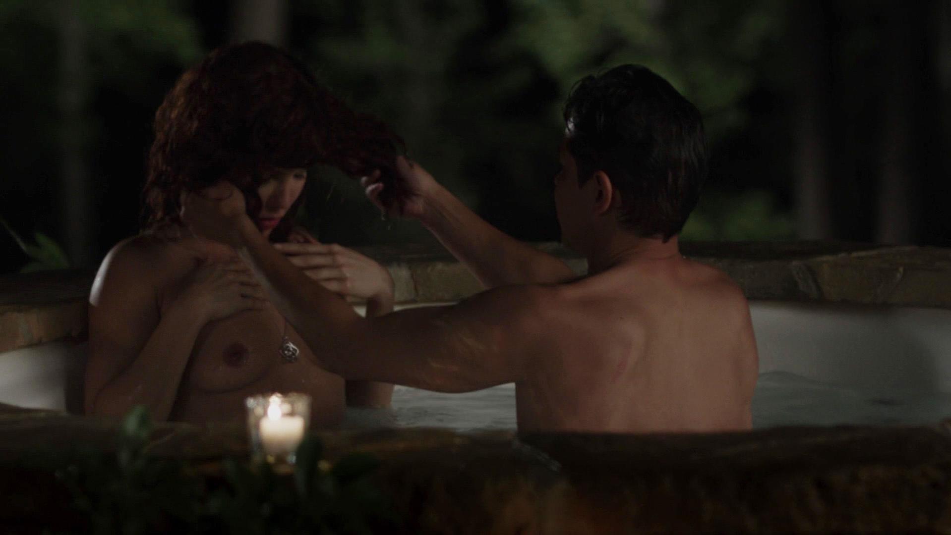 Baby Norman nude - Banshee s02e02 (2014)