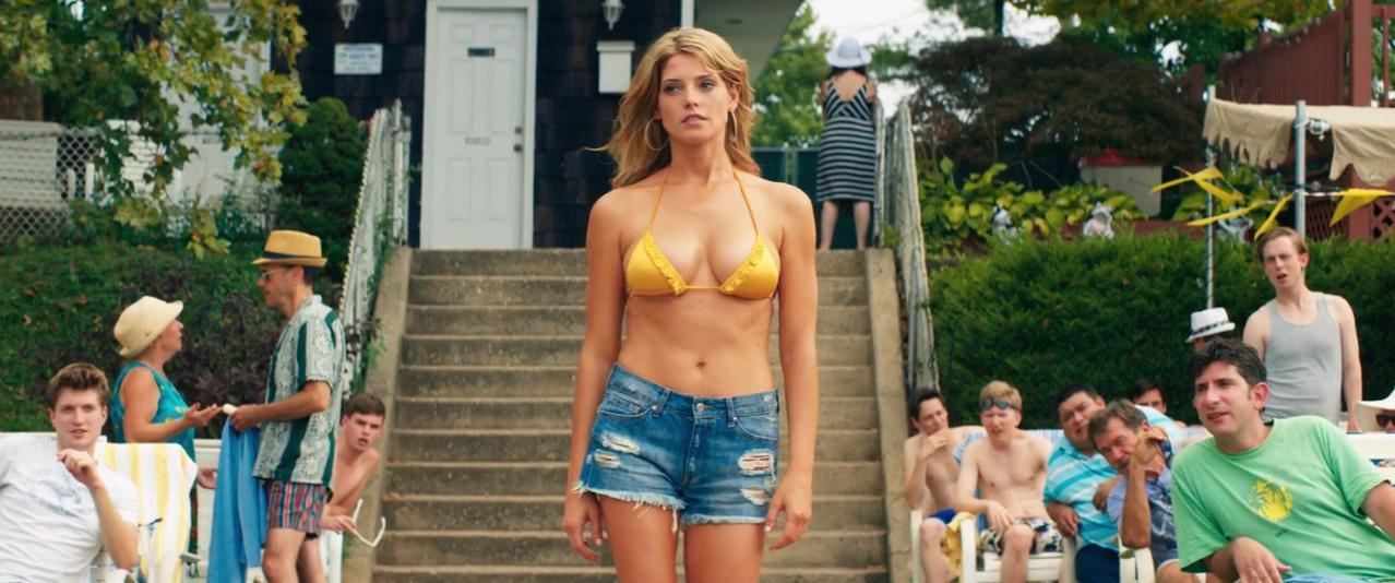 Ashley Greene sexy - Staten Island Summer (2015)