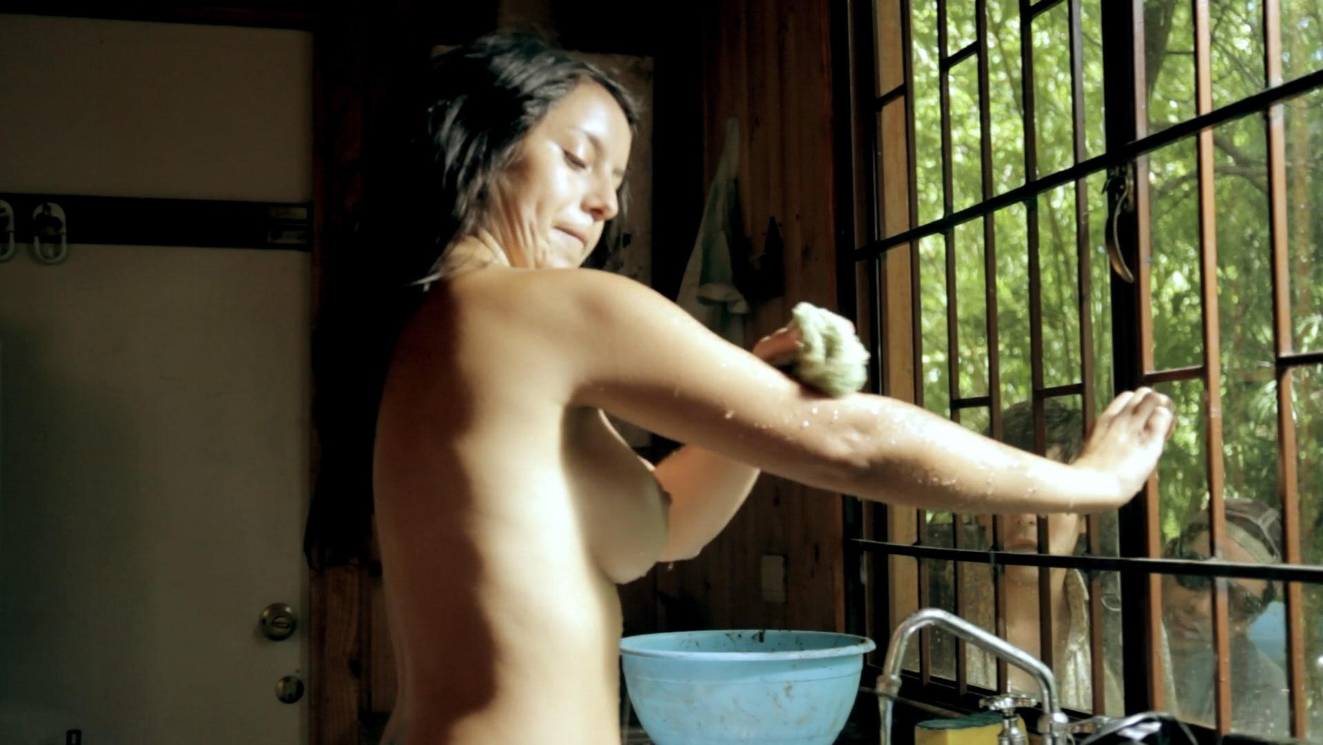 Carolina Escobar nude - Hidden in the Woods (2012)
