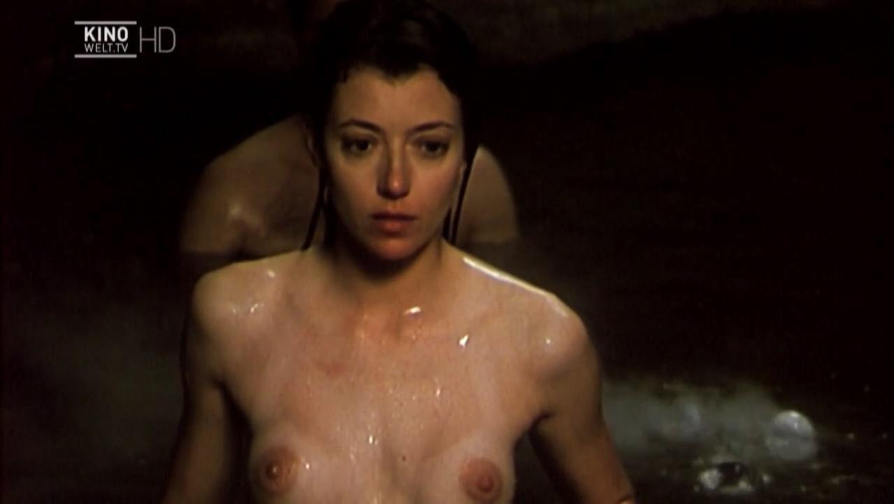 Mia Sara nude - Black Day Blue Night (1995)