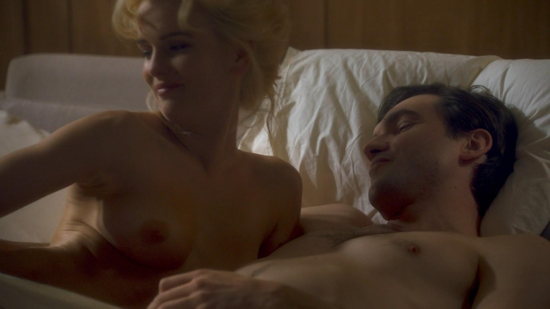 Jade Albany nude - American Playboy The Hugh Hefner Story s01e02 (2017)