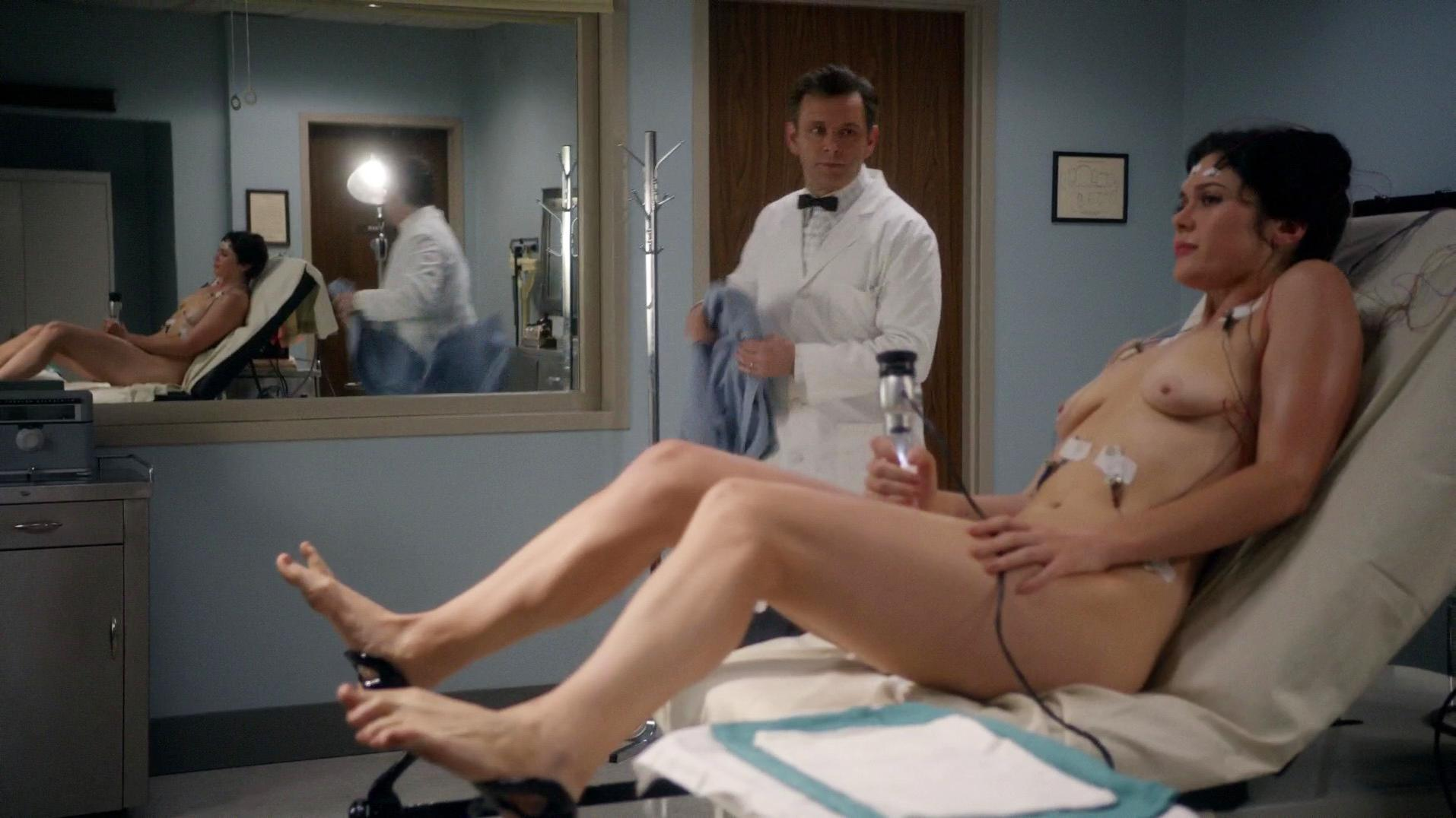 Mariel Neto nude, Lizzy Caplan sexy - Masters of Sex s02e04 (2014)