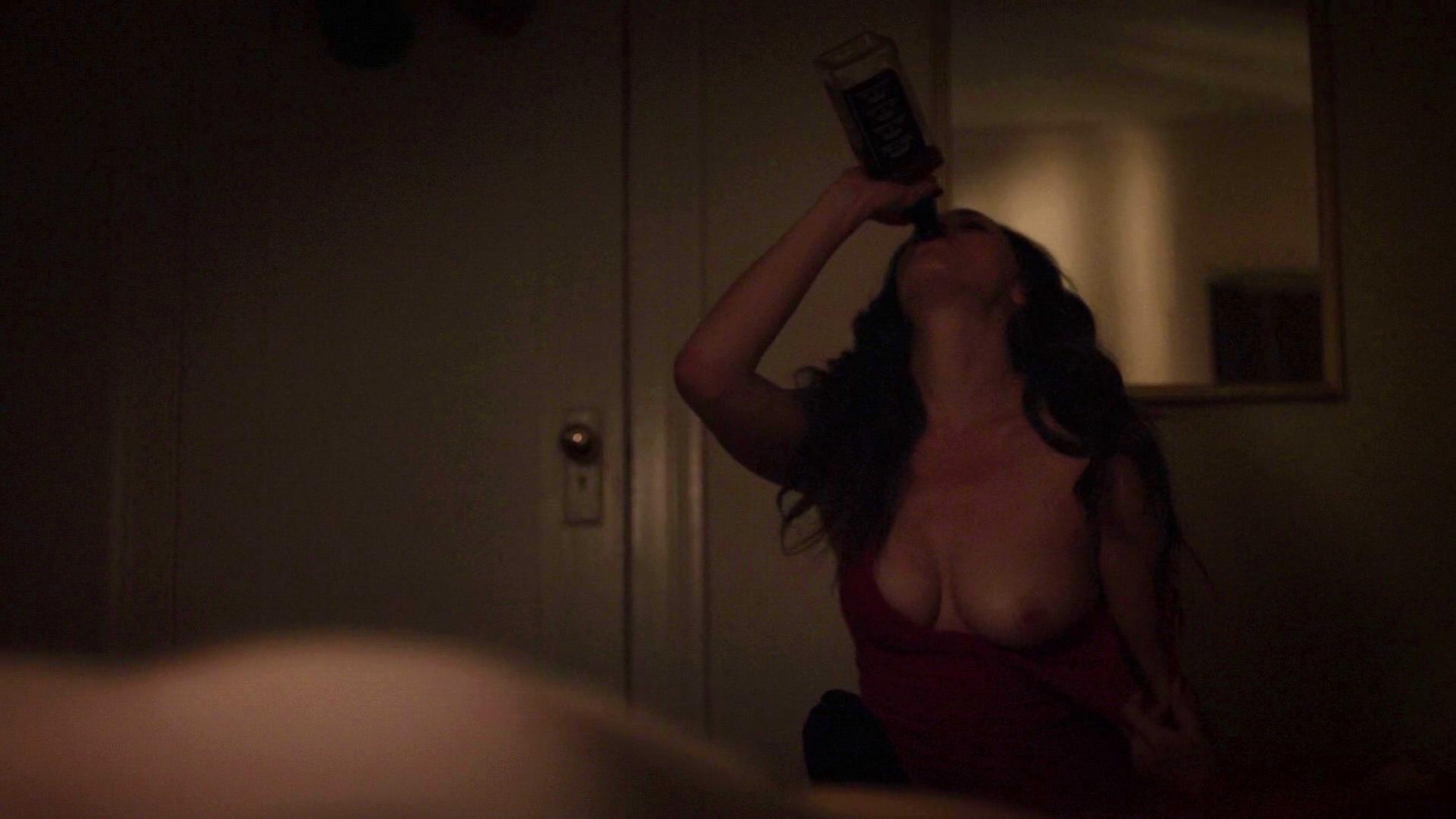 Sarah Power nude - I-Lived (2015)