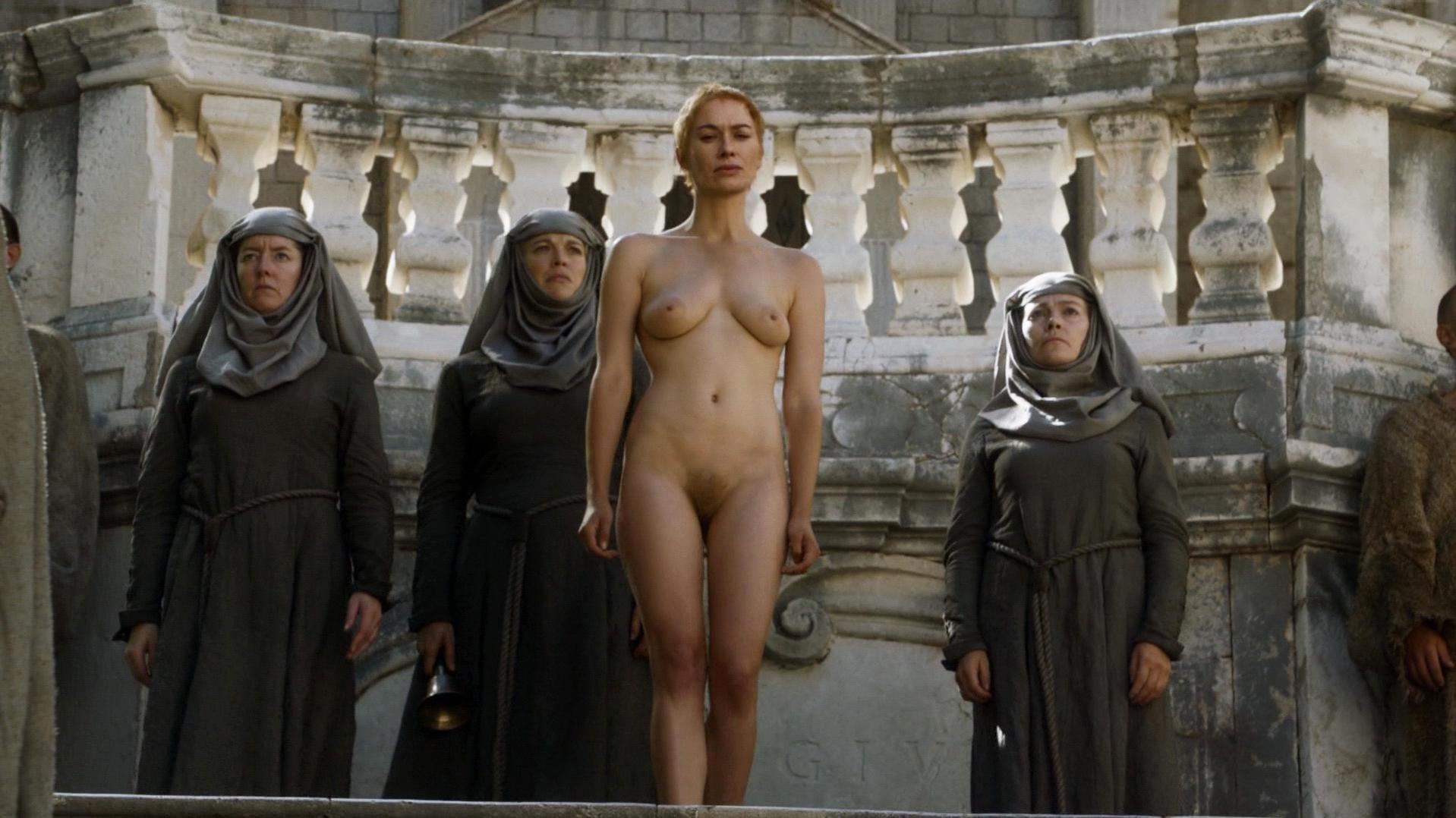 Nude Video Celebs  Lena Headey Sexy - Game Of Thrones -1215