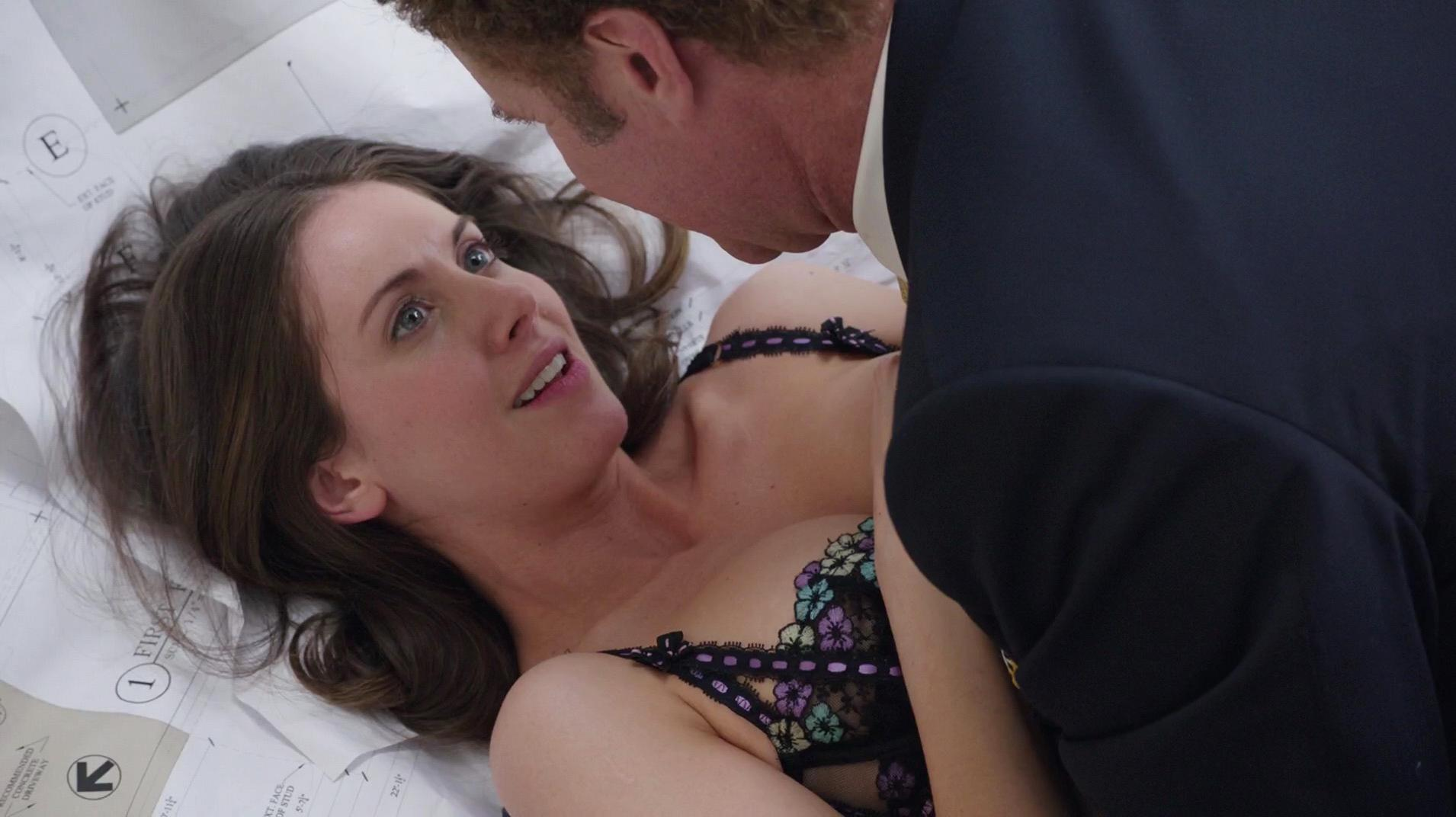 Alison Sex Video nude video celebs » alison brie sexy - get hard (2015)