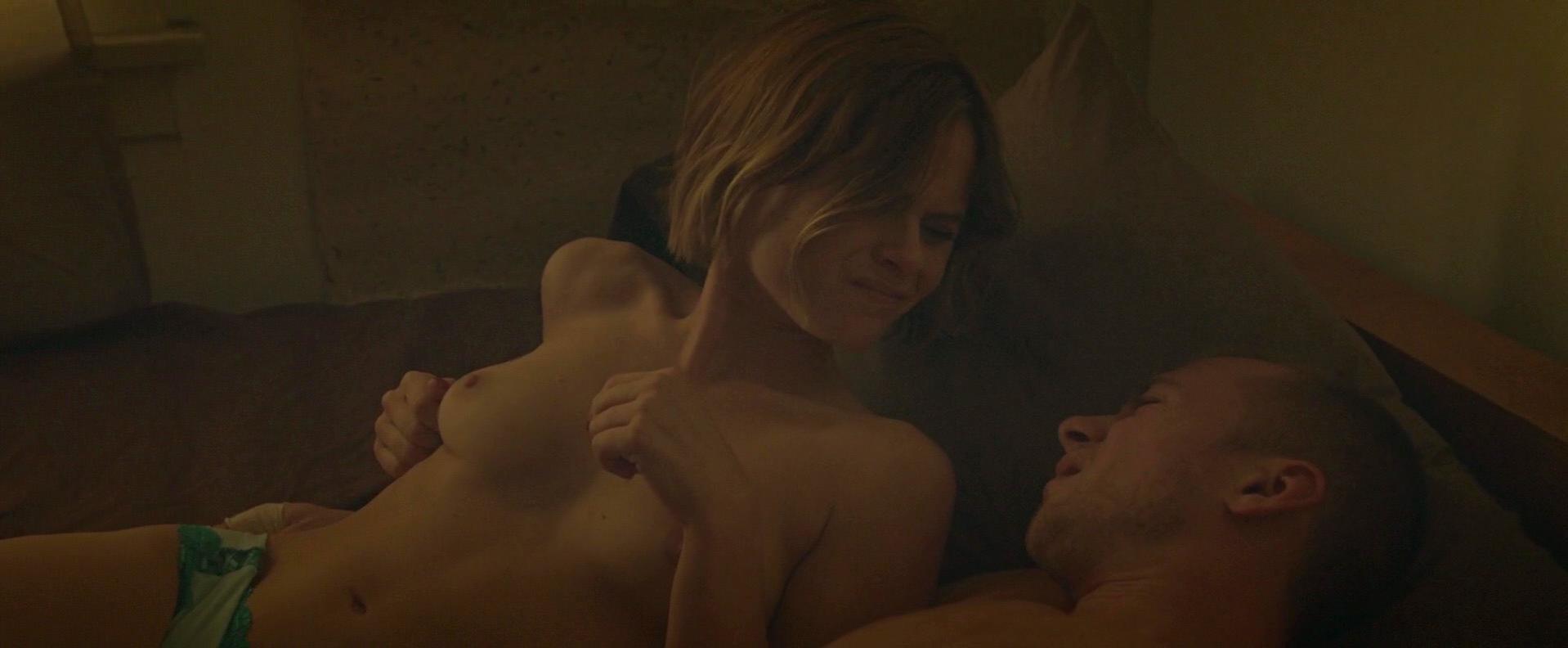 Augie Duke nude, Nadia Hilker nude - Spring (2014)