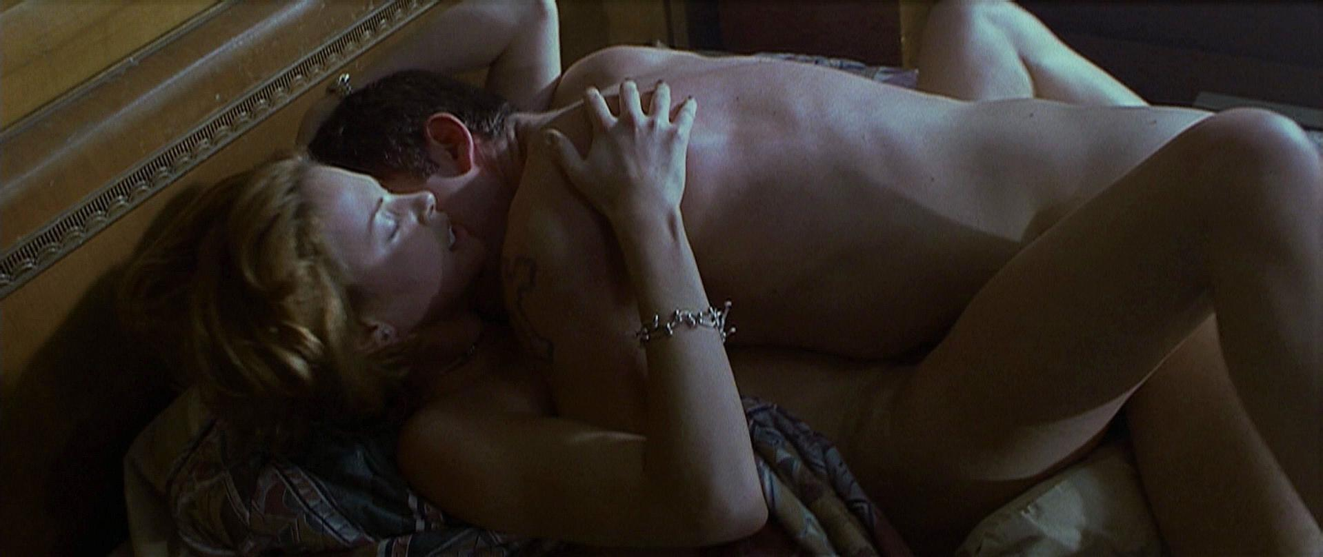 charlize theron hot scene