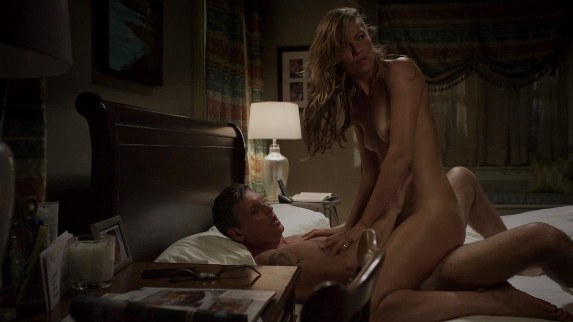 Ivana Milicevic nude, Trieste Kelly Dunn sexy - Banshee s02e09 (2014)