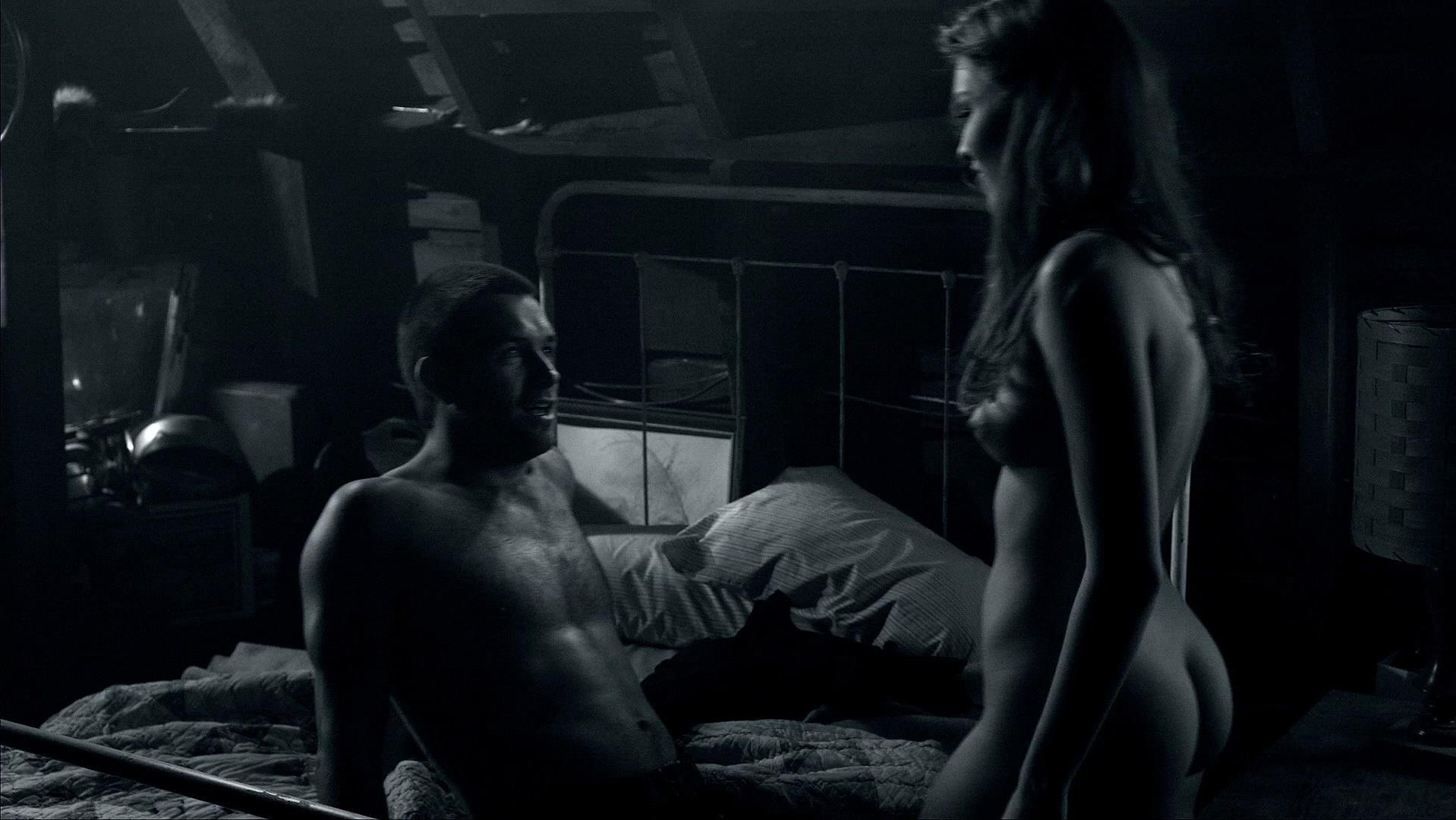 Lili Simmons nude - Banshee s02e02 (2014)