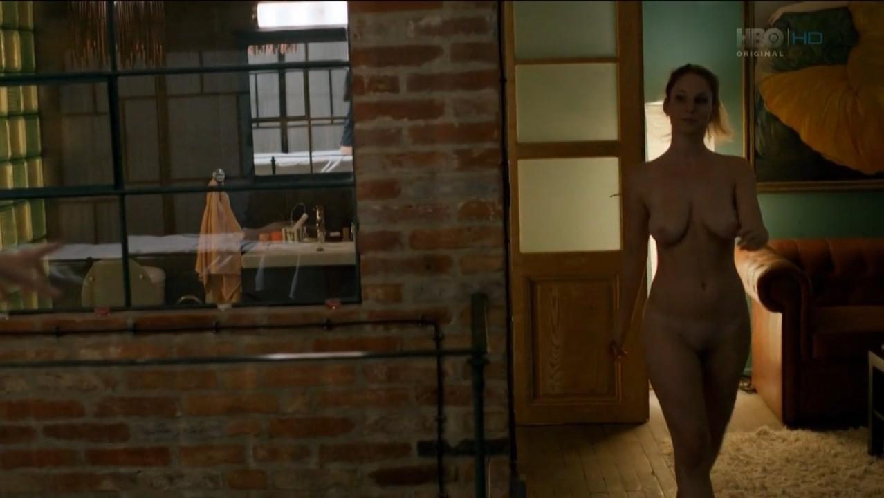 Jana Kolesarova sexy - Az po usi s01e01 (2014)