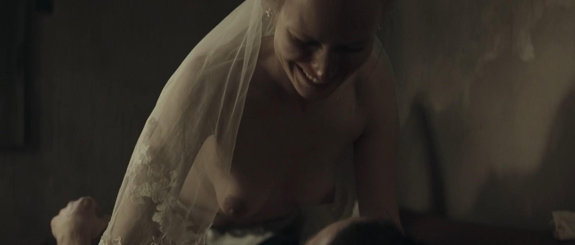 Agnieszka Zulewska nude - Demon (2015)