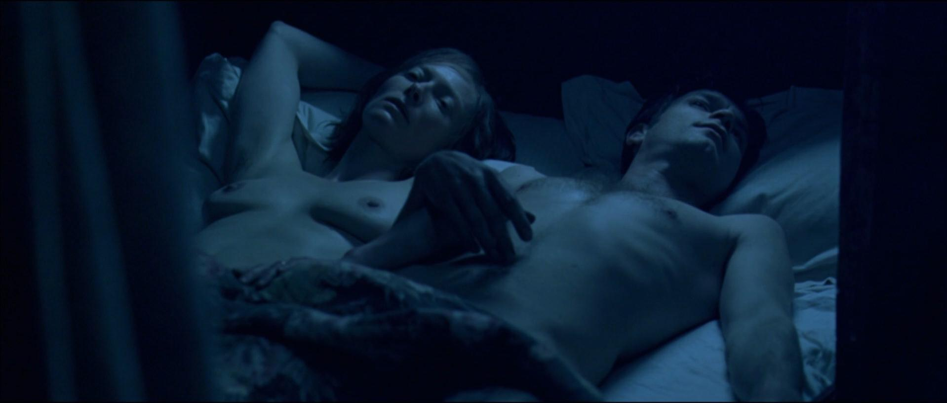 Tilda Swinton nude - Young Adam (2003)