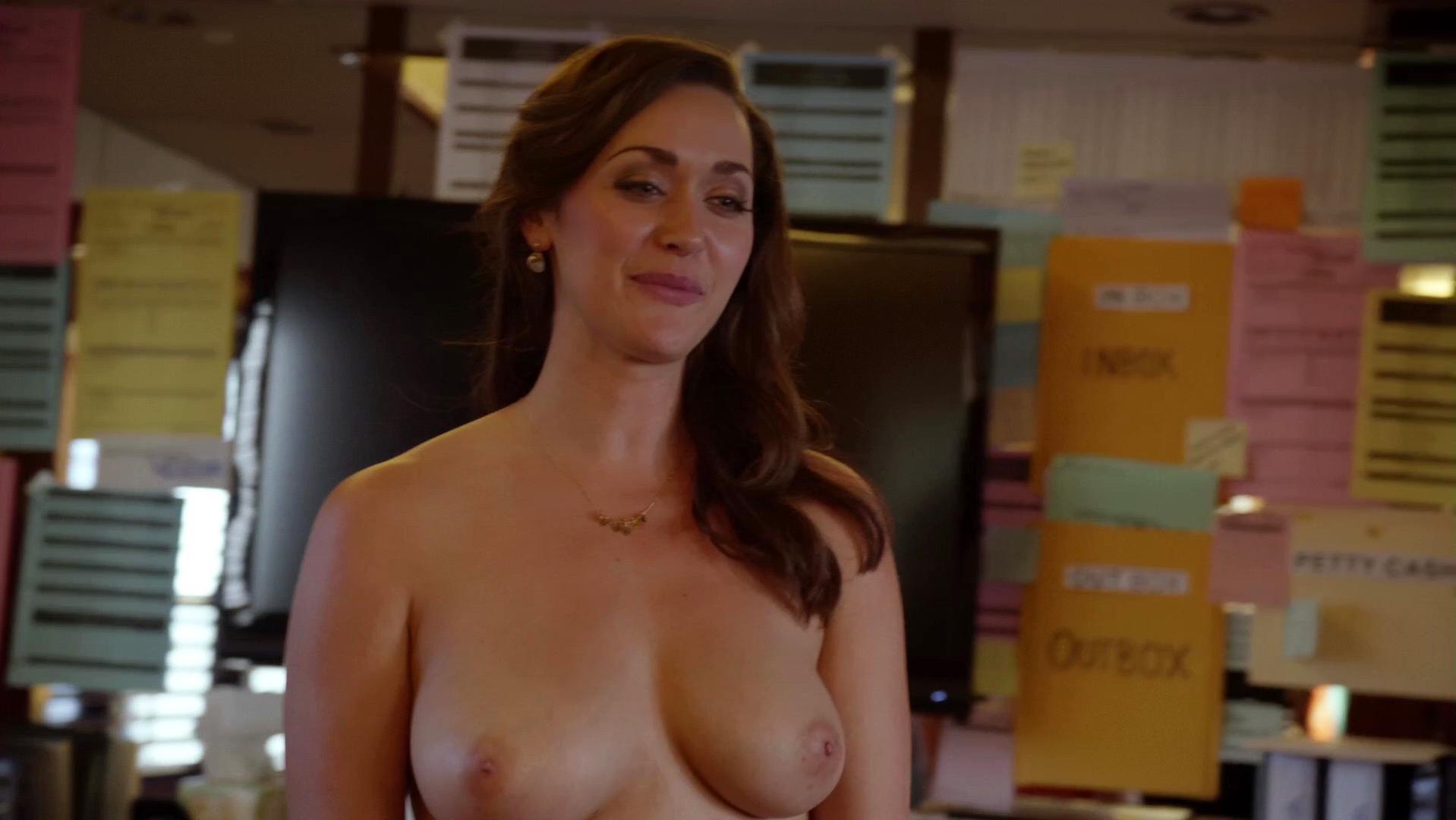 Nude Video Celebs  Sarah Power Nude - Californication -7302