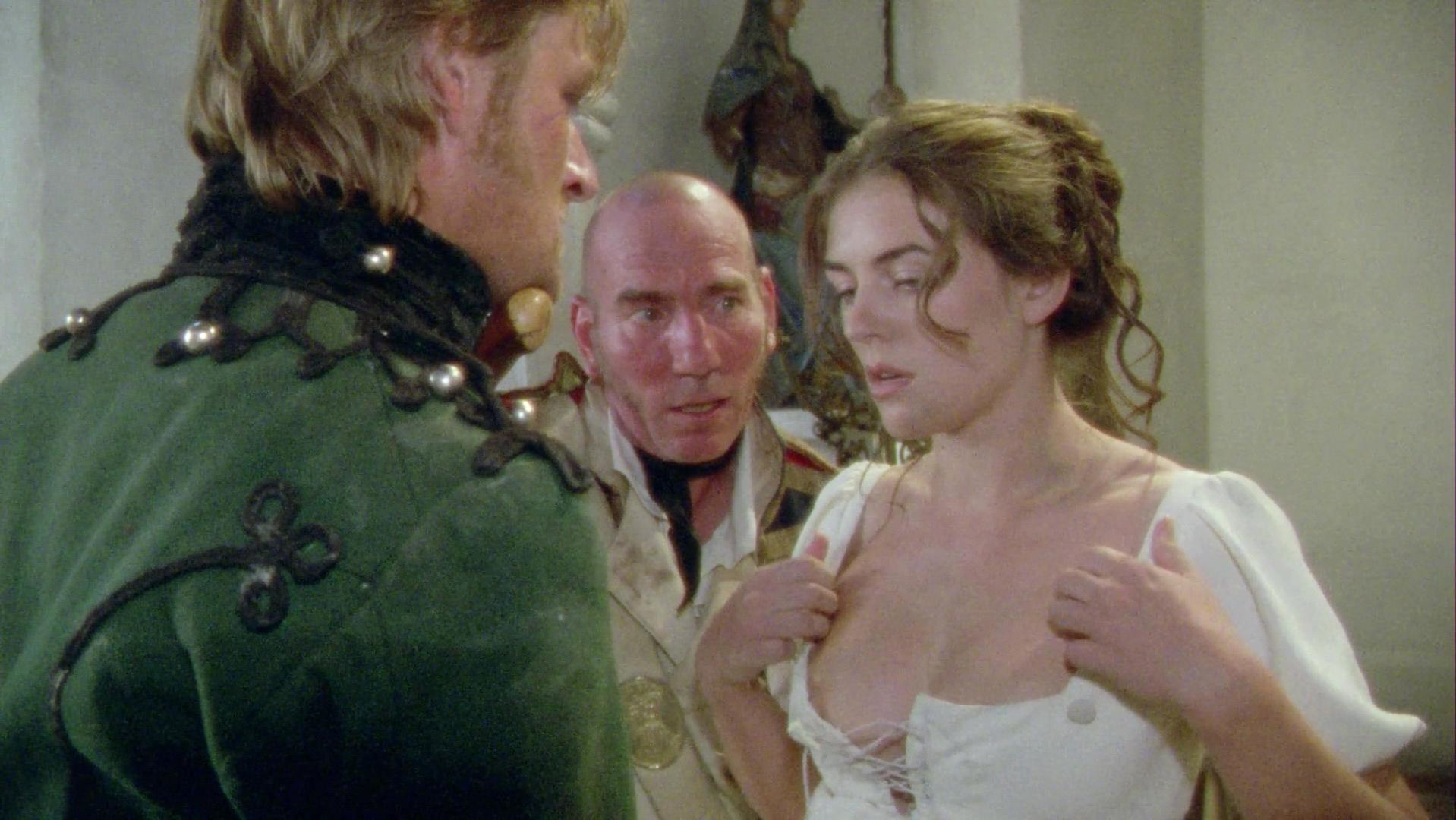 Elizabeth Hurley nude - Sharpe's Enemy (1994)