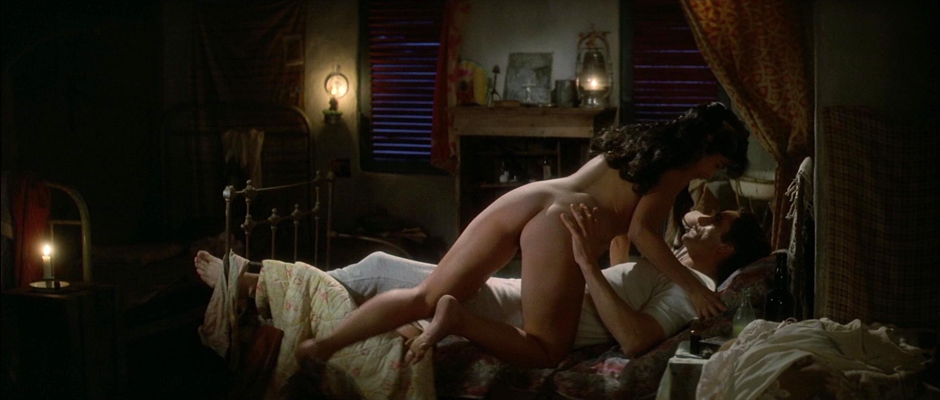 Maria Conchita Alonso nude, Sarita Choudhury nude - The House of the Spirits (1993)