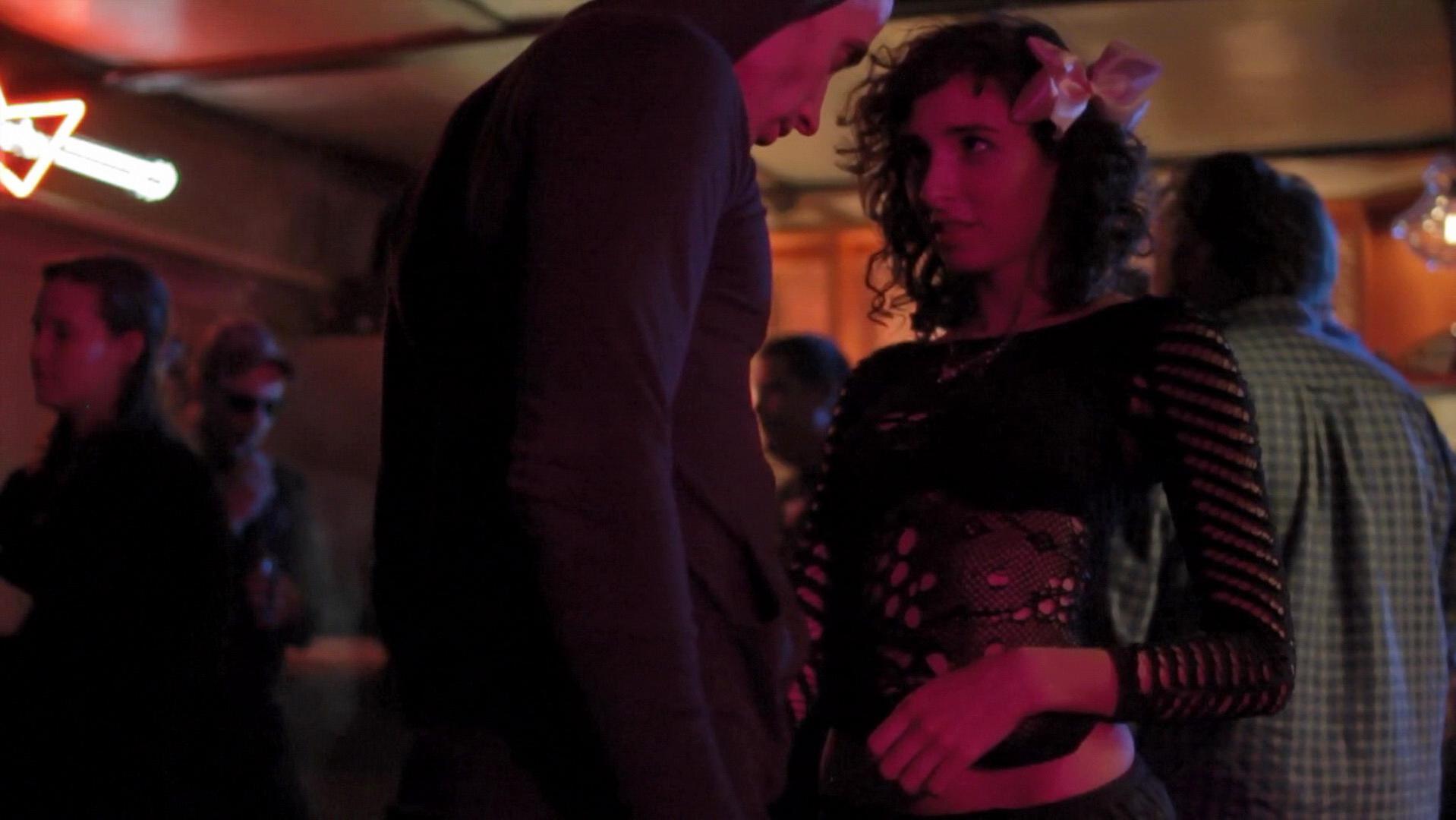 Alexandra Bard nude, Charmaine Lewis nude - Strange Blood (2015)