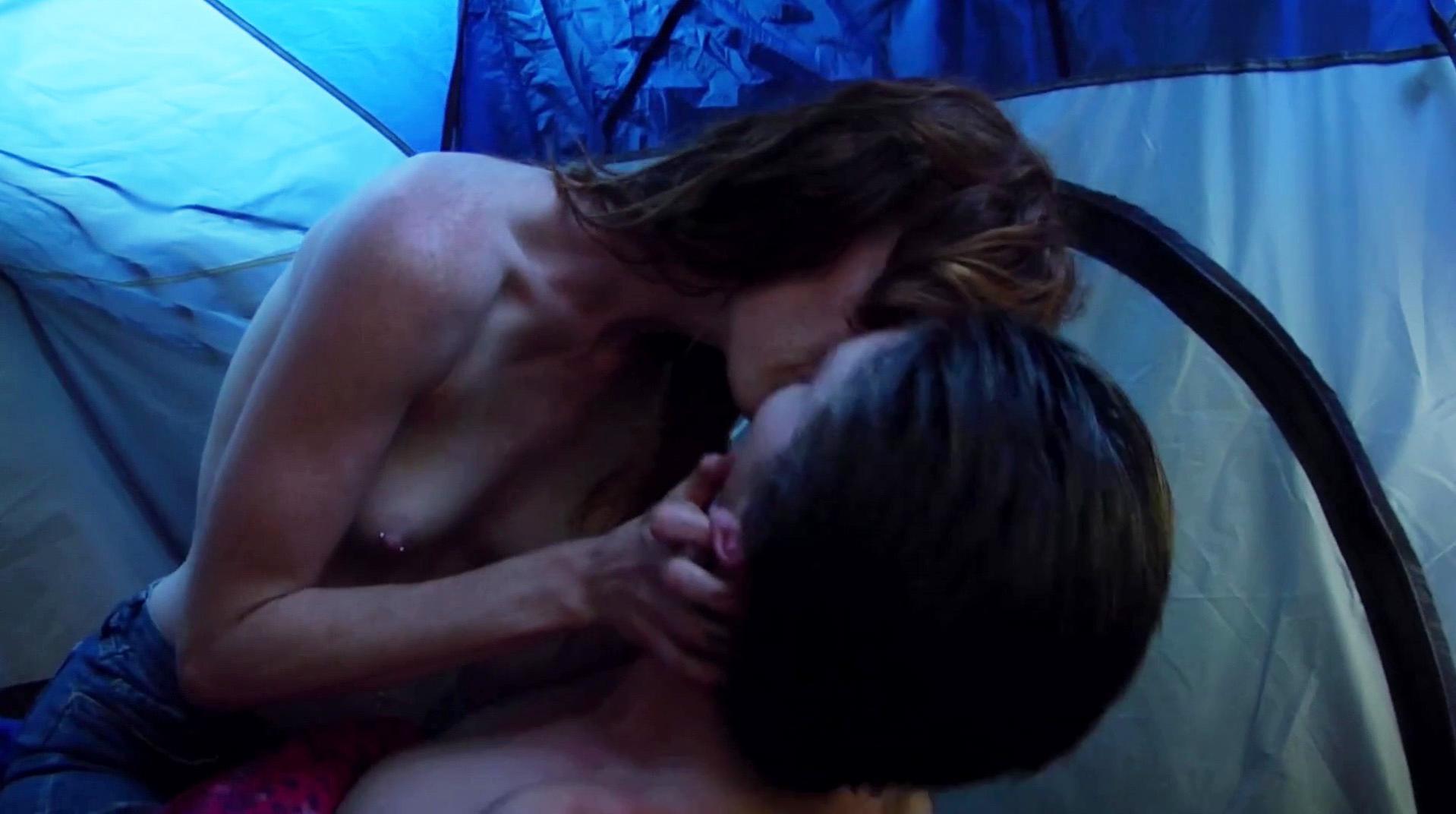 Jill Evyn nude - Axe Giant: The Wrath of Paul Bunyan (2013)