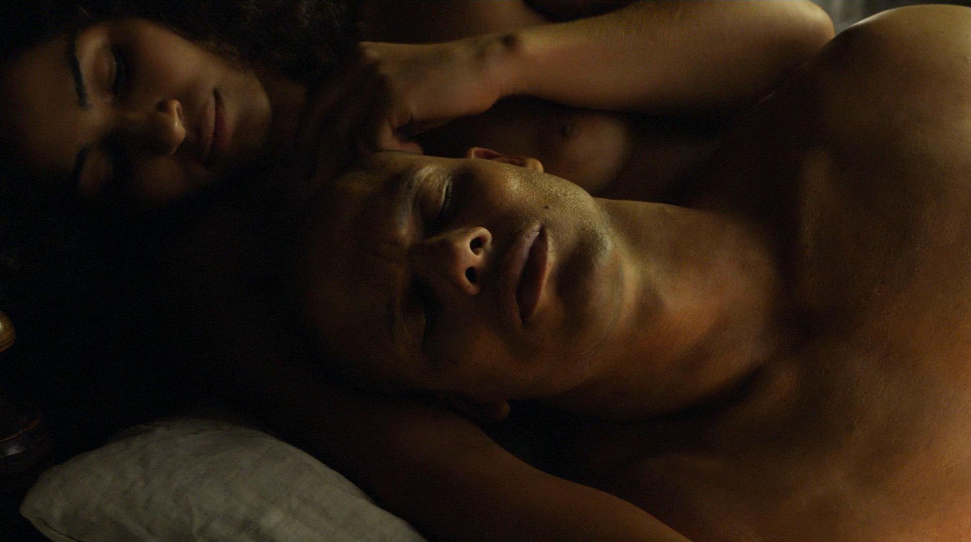 Meena Rayann nude, Emilia Clarke sexy - Game Of Thrones s05e01 (2015)