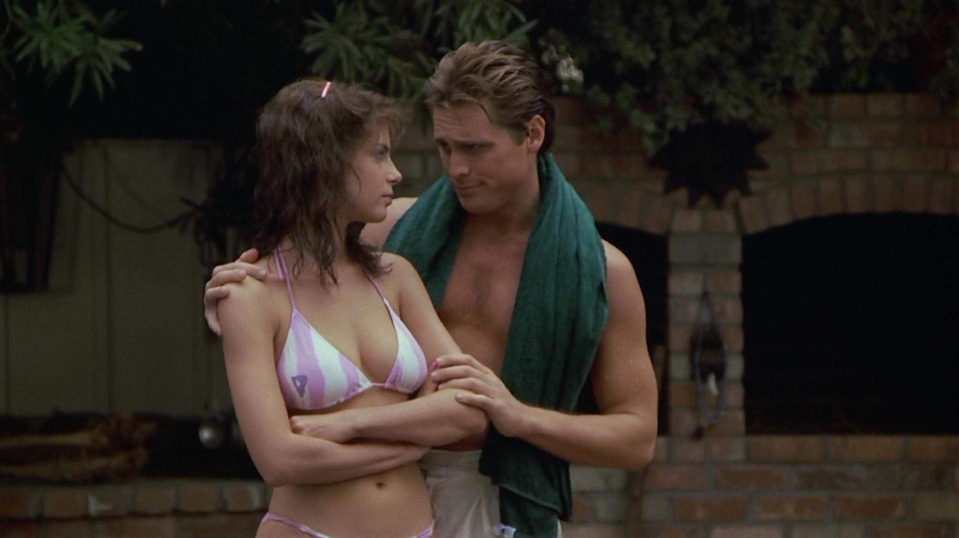 joyce hyser topless