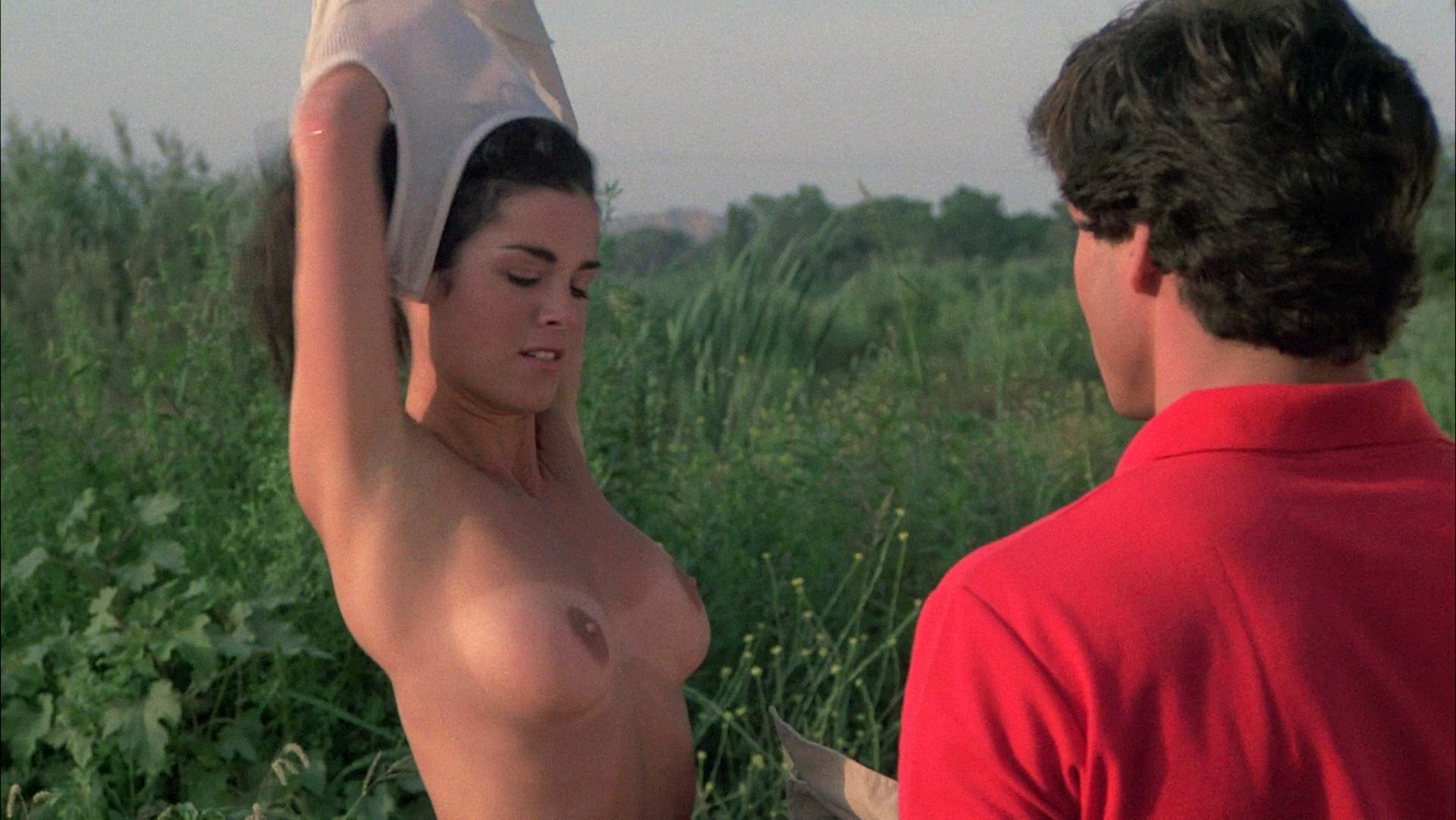 Betsy Russell nude - Tomboy (1985)