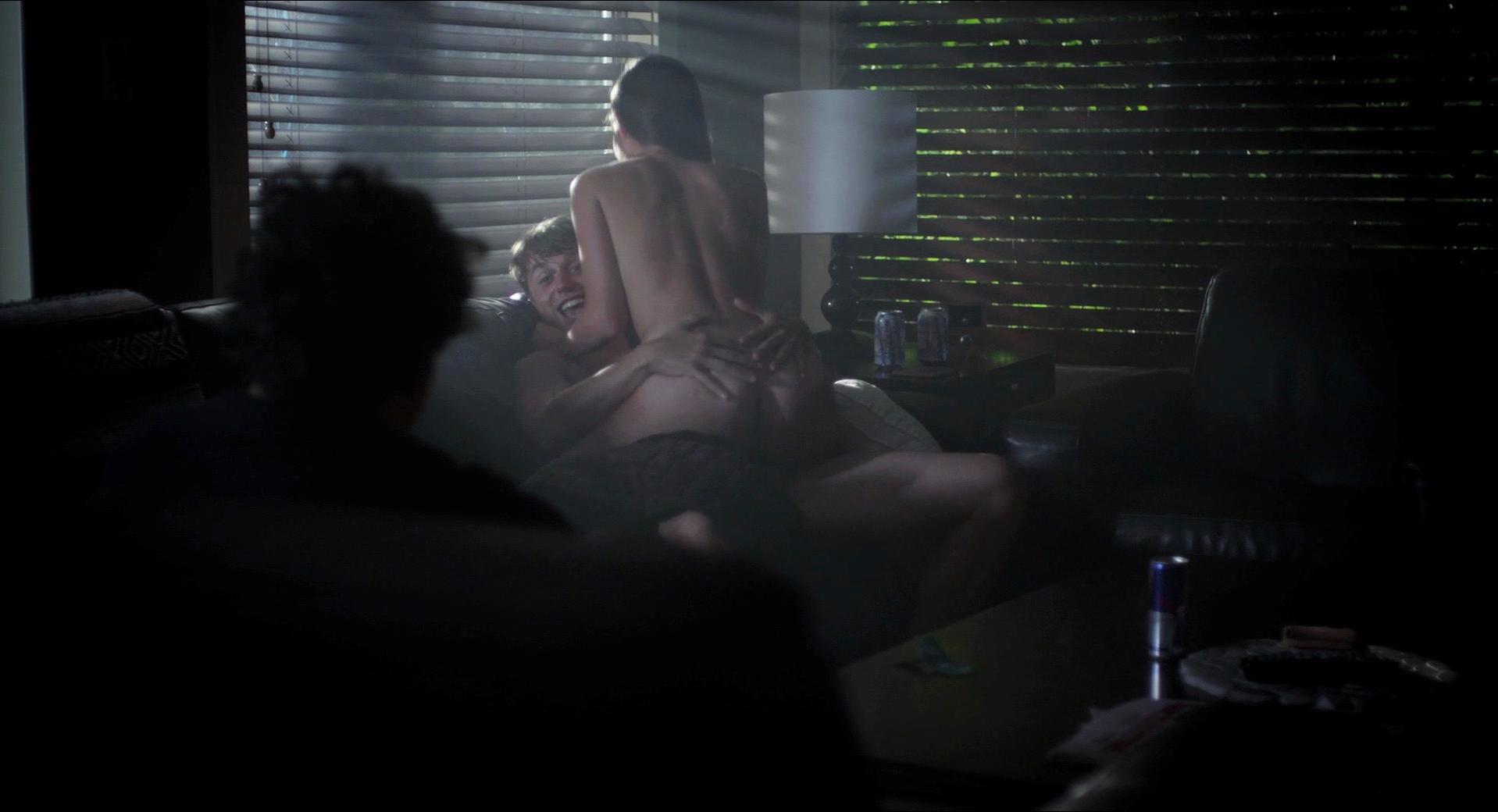 Merritt Patterson nude - Kid Cannabis (2014)