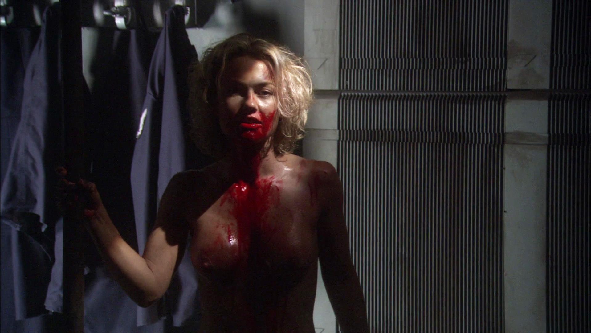 Starship troopers 2 sex scene