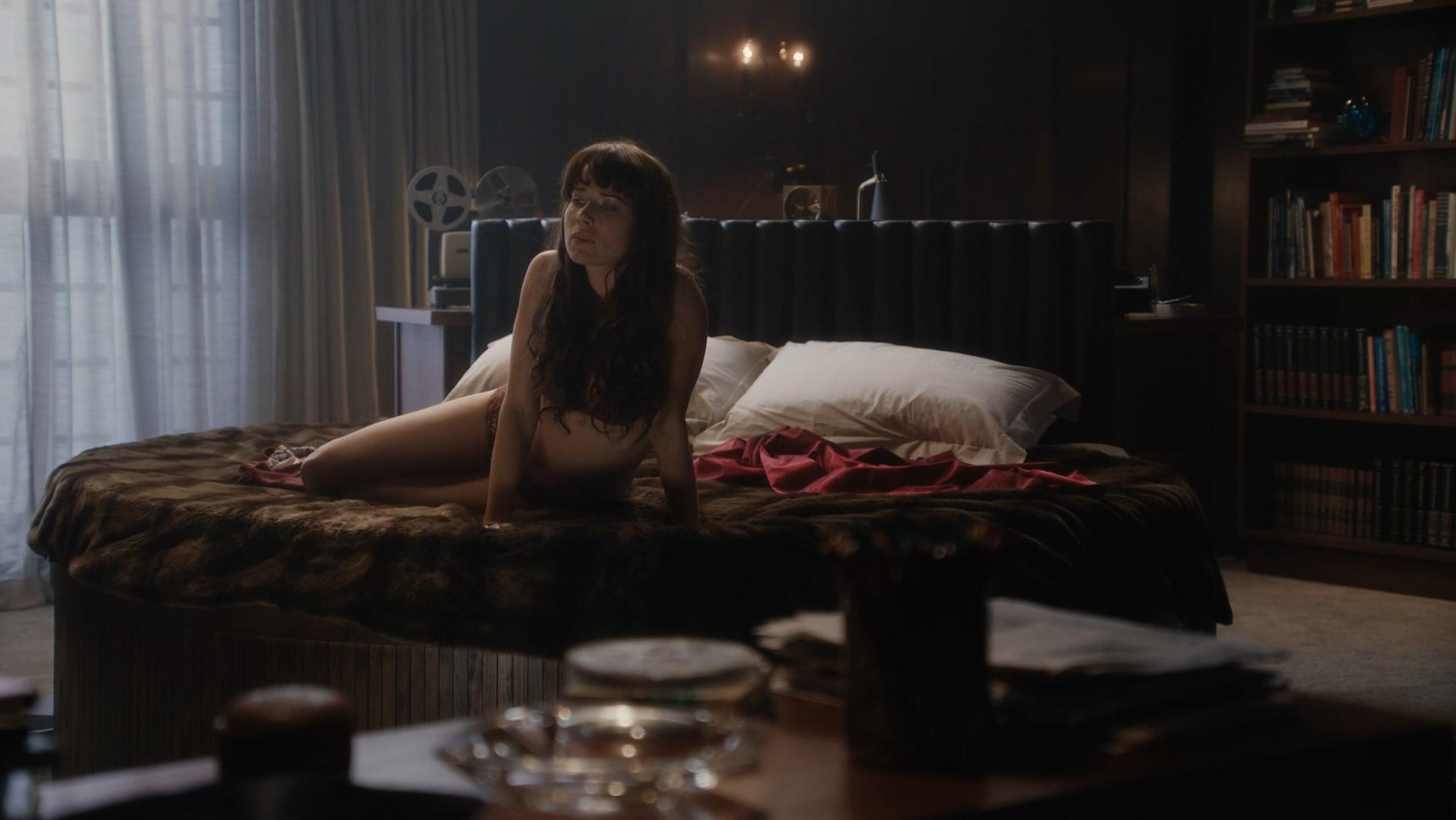 Shara Connolly nude - American Playboy The Hugh Hefner Story s01e06-09 (2017)