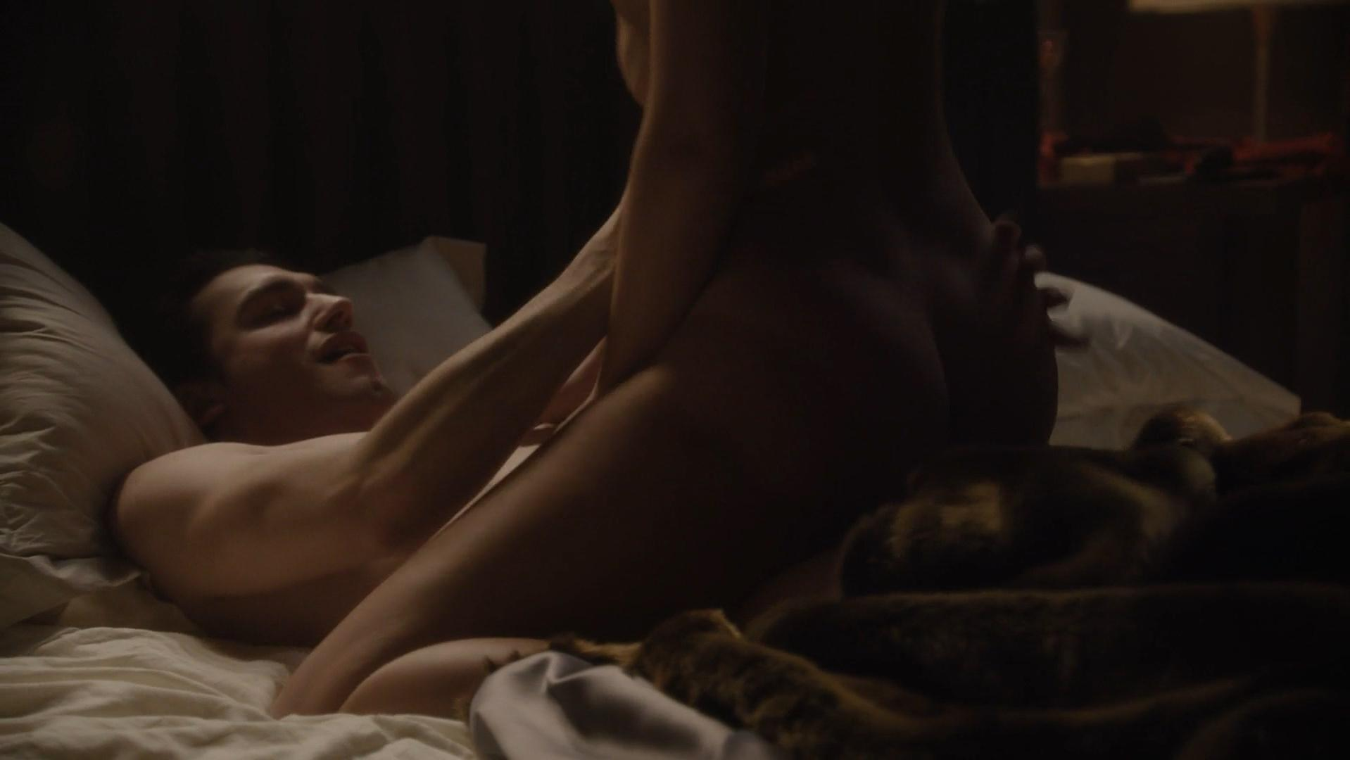 Alexandra Johnston nude - American Playboy The Hugh Hefner Story s01e05 (2017)