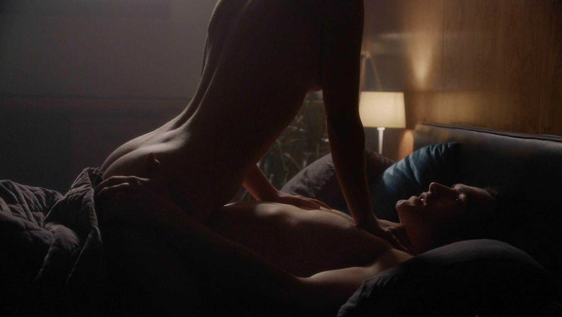 Alexandra Light nude, Alexandra Johnston nude - American Playboy The Hugh Hefner Story s01e04 (2017)