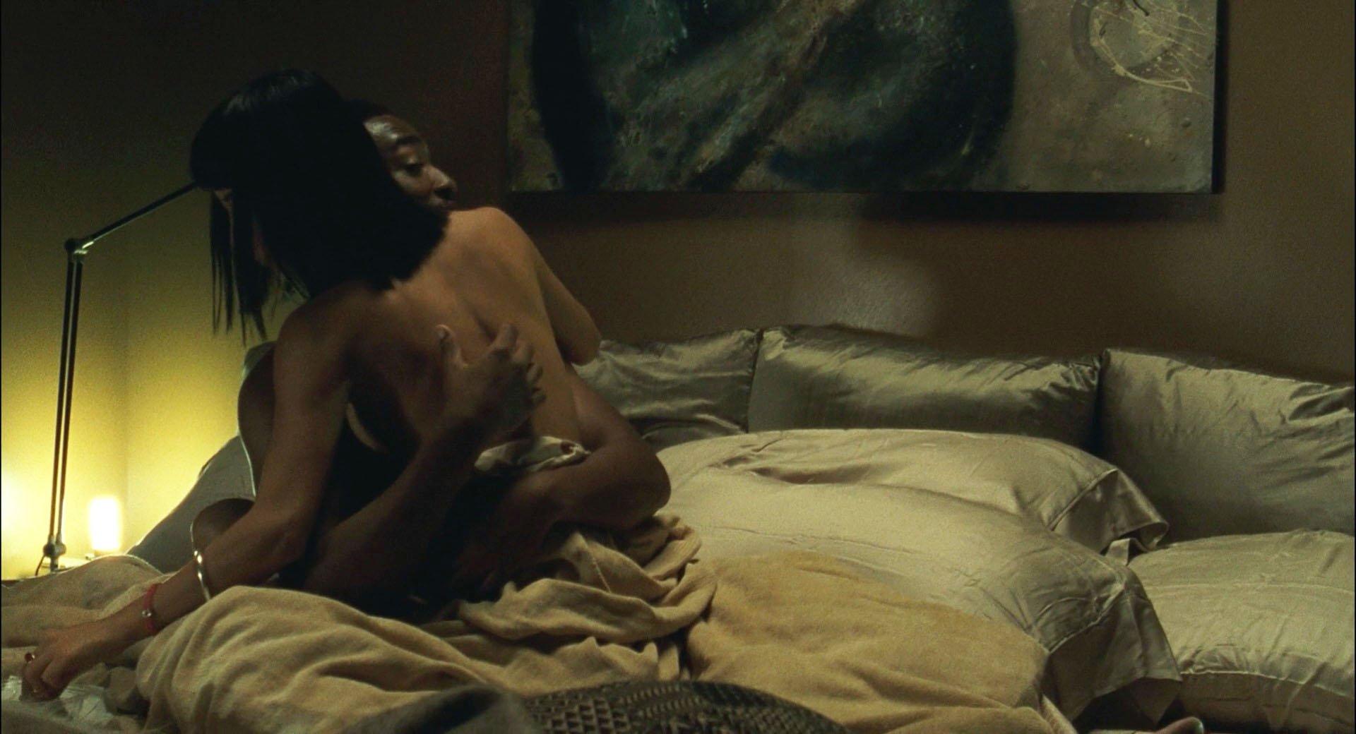 Bai Ling nude - She Hate Me (2004)