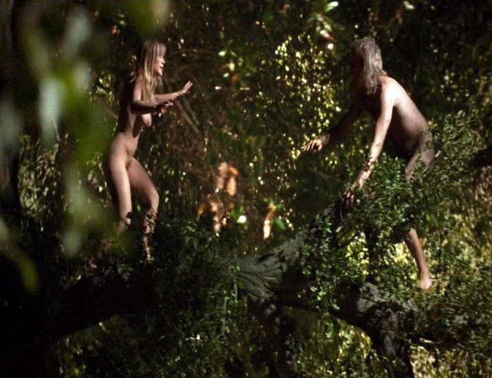 Patricia Arquette nude - Human Nature (2001)