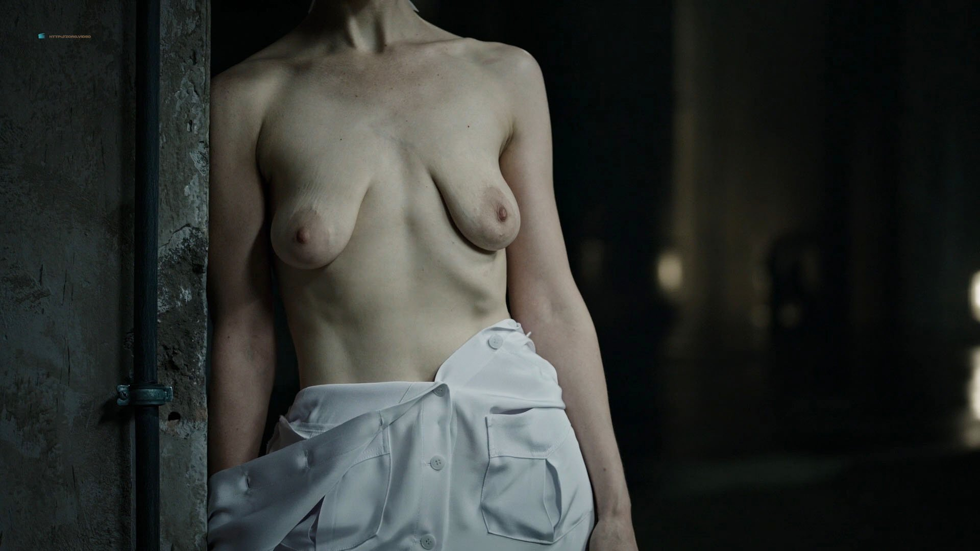Annette Lober nude - A Cure for Wellness (2016)