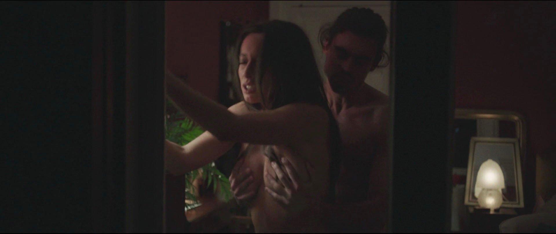 Oona chaplin sex scene