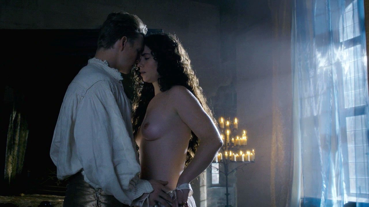 Amy Manson nude - The White Princess s01e06 (2017)