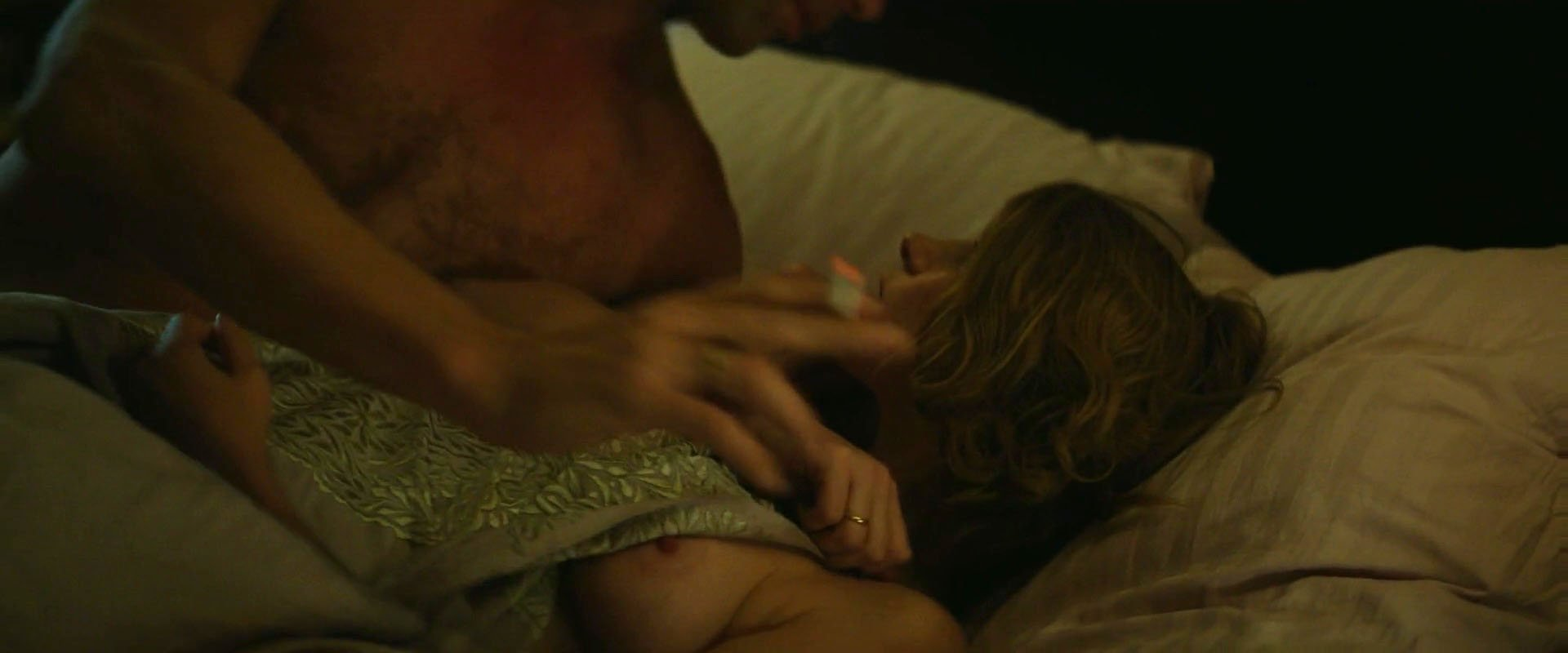 Nude Video Celebs  Jessica Chastain Nude - The Zookeeper -6244