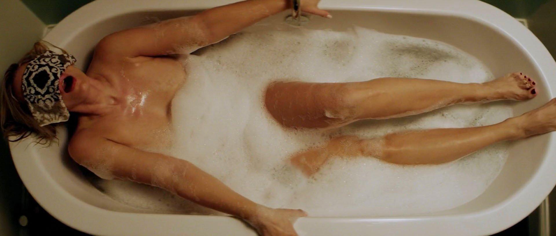 Natasha Henstridge sexy - The Black Room (2016)