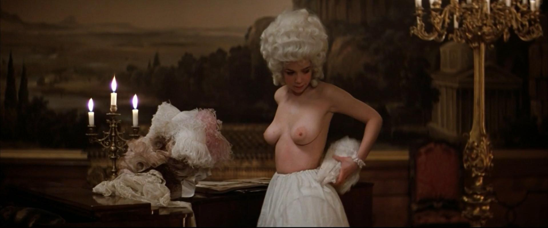 Elizabeth Berridge nude - Amadeus (1984)