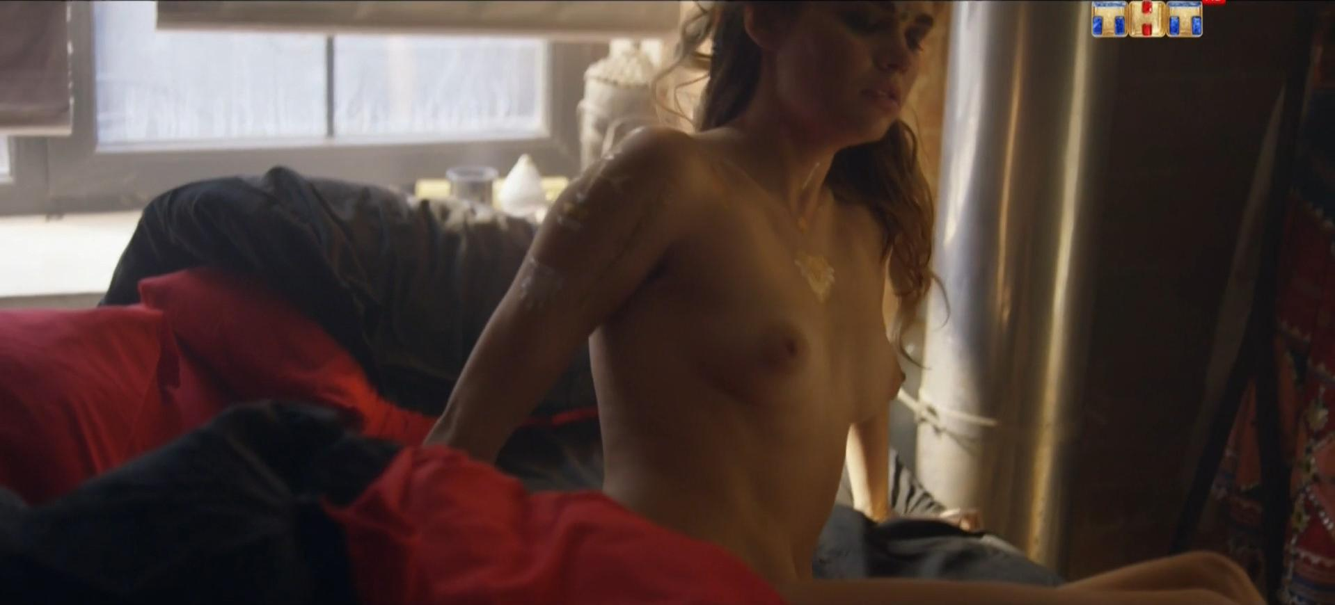 Olga Vinichenko nude - ZKD s02e03 (2017)