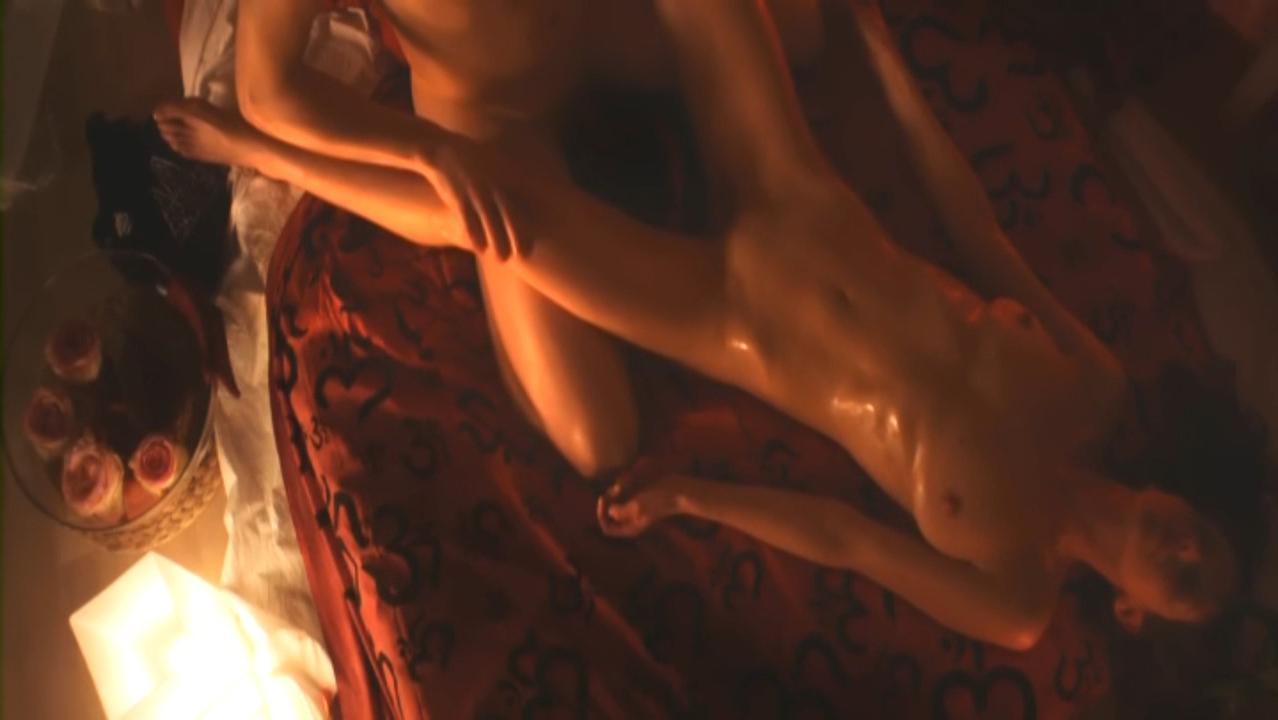 Antje Merkle nude - Exodos (2011)