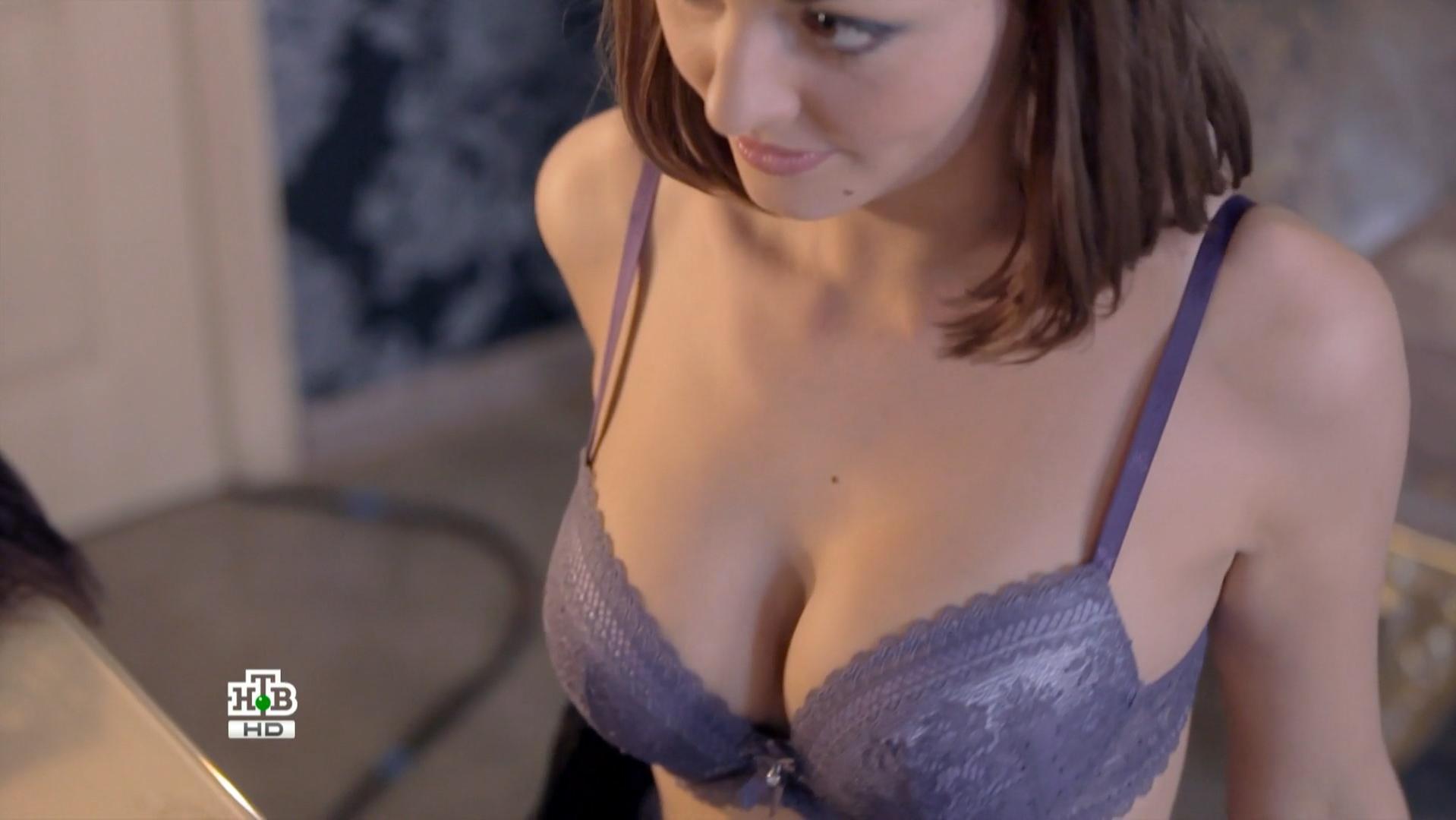 Yuliya Latyisheva sexy - Delo Chesti s01e05 (2013)