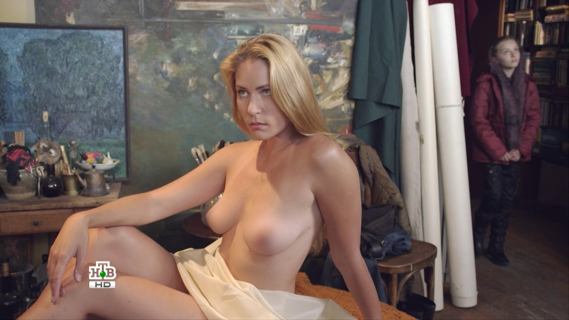 Yuliya Melnikova nude - Delo Chesti s01e03 (2013)